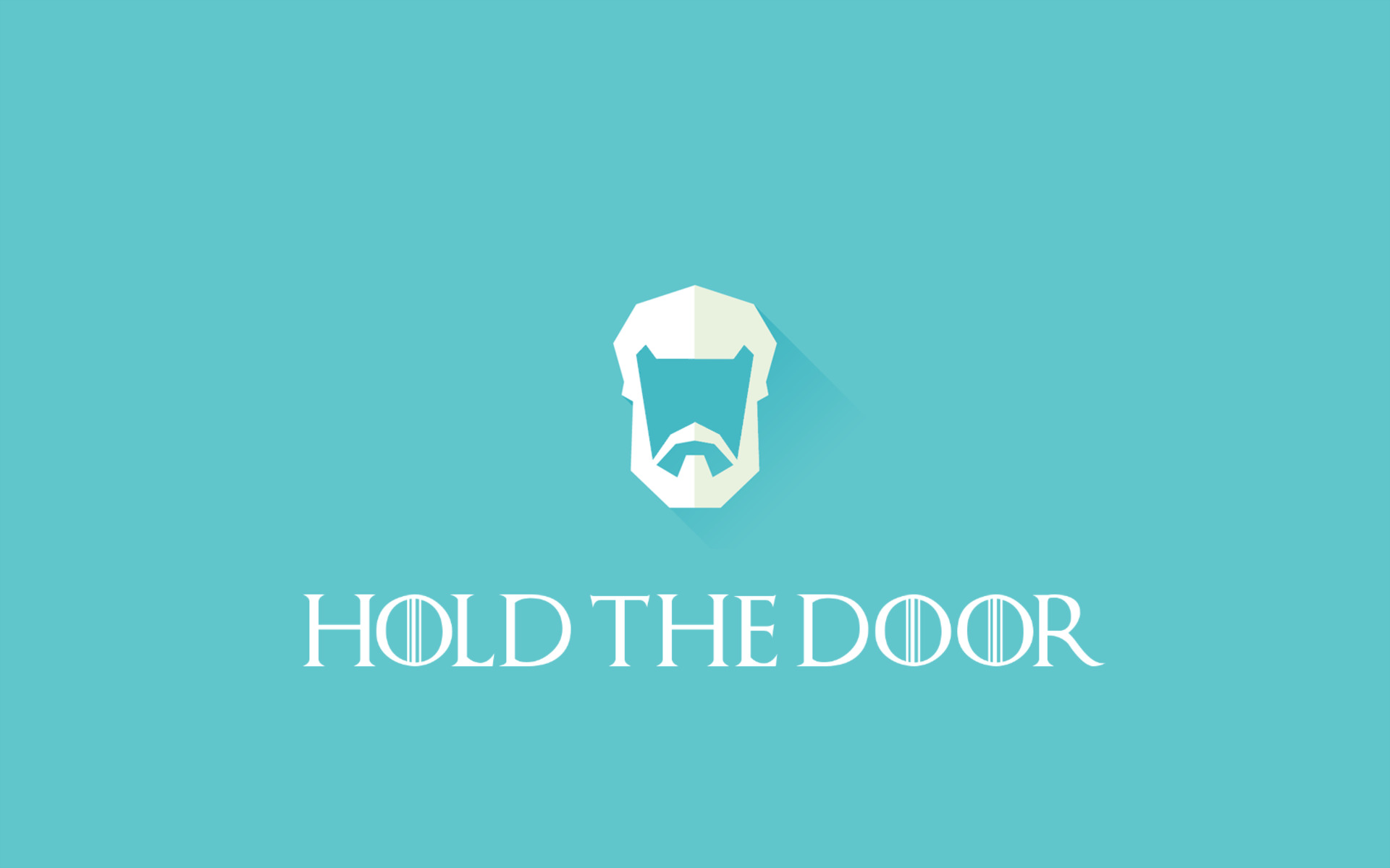 Hold The Door Game Of Thrones Image