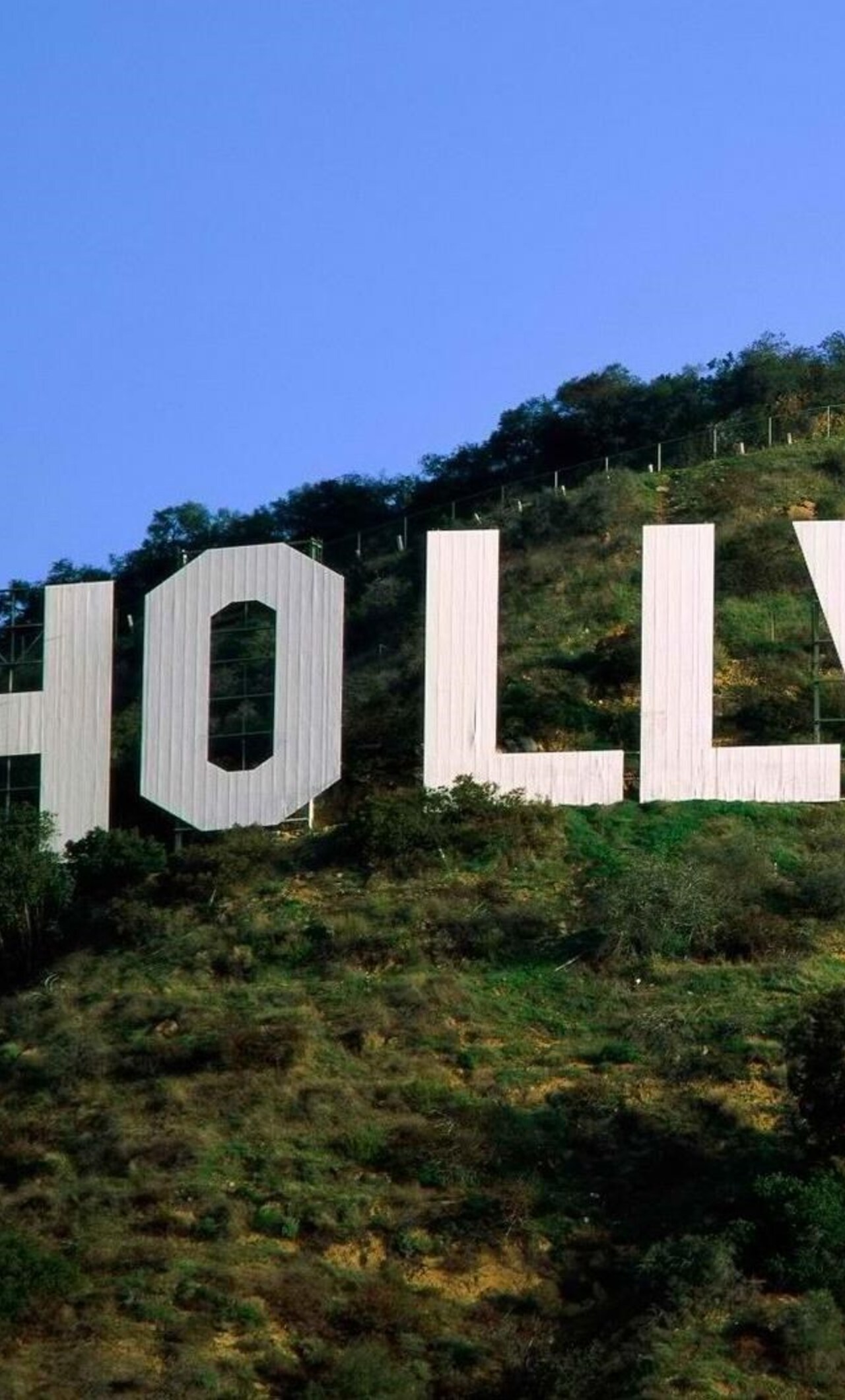 1280x2120 hollywood mountains iphone 6+ hd 4k wallpapers, images