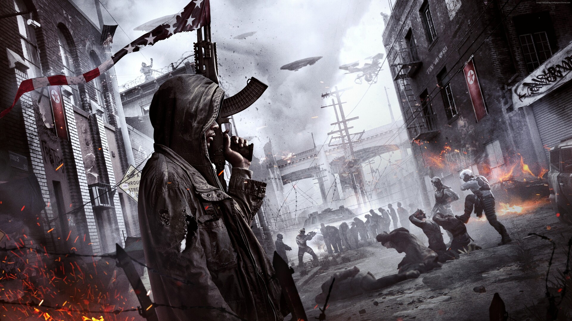 1920x1080 Homefront The Revolution 2016 Game Laptop Full Hd 1080p Hd