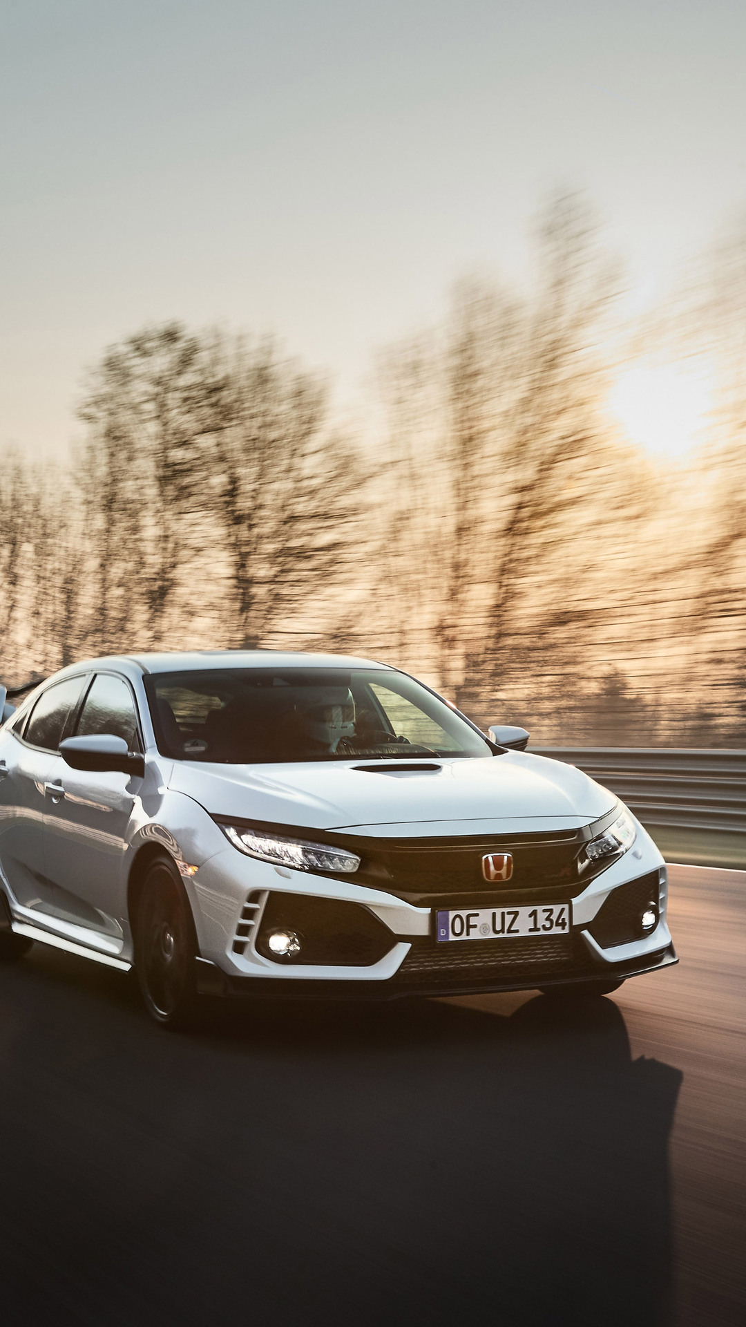 1080x1920 Honda Civic Type R 4k Iphone 7,6s,6 Plus, Pixel ...