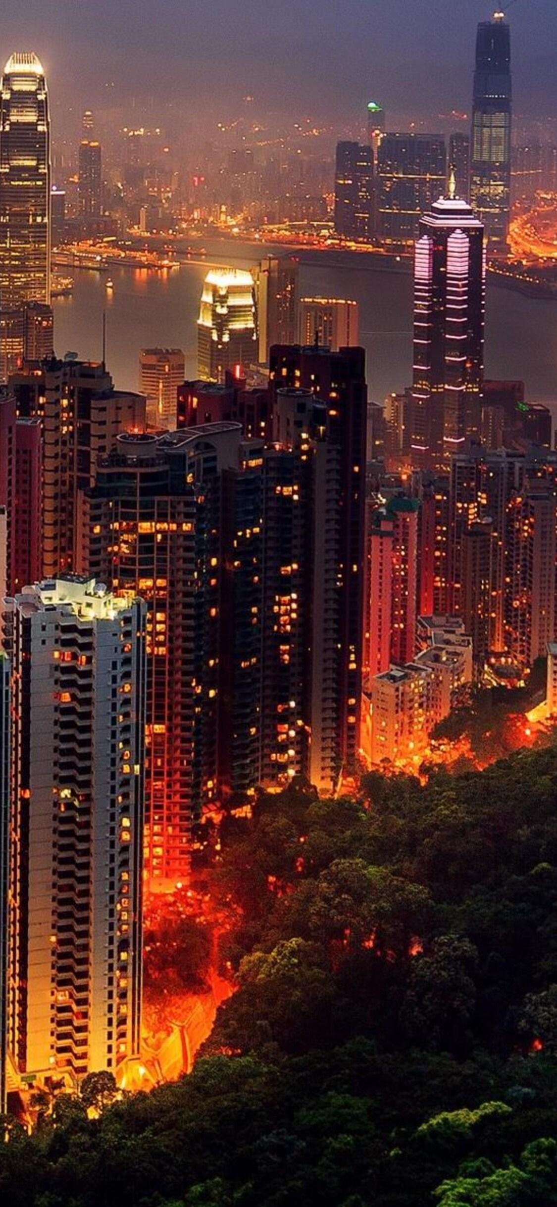 1125x2436 Hong Kong Beauty Iphone Xs Iphone 10 Iphone X Hd