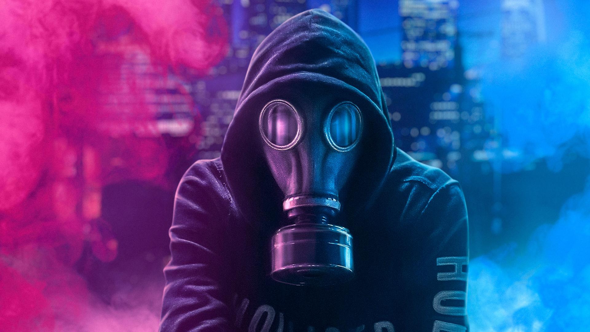 1920x1080 Hoodie Guy Mask Man 4k Laptop Full Hd 1080p Hd 4k