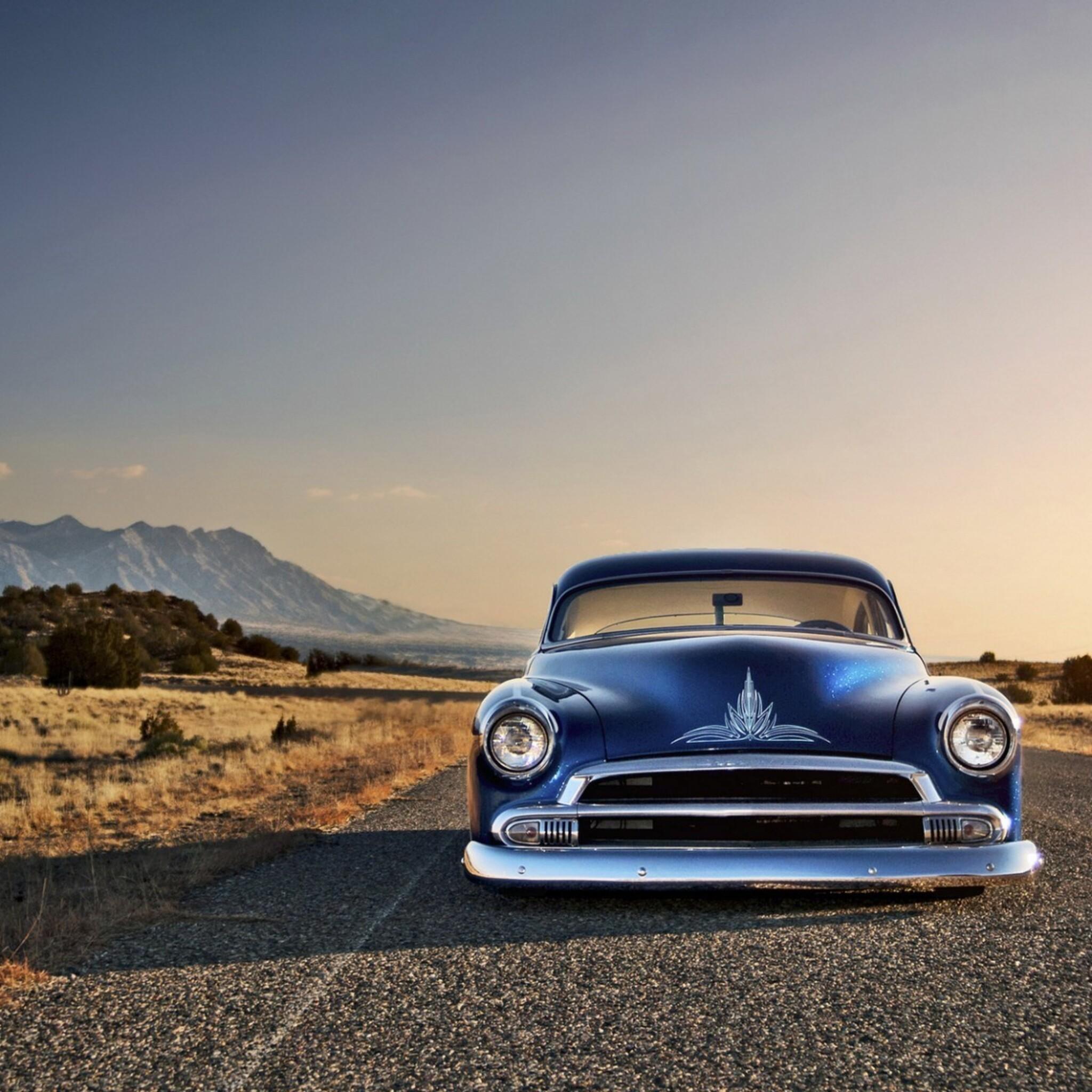 Chevrolet Car Wallpaper: 2048x2048 Hot Rod Chevrolet 1 Ipad Air HD 4k Wallpapers