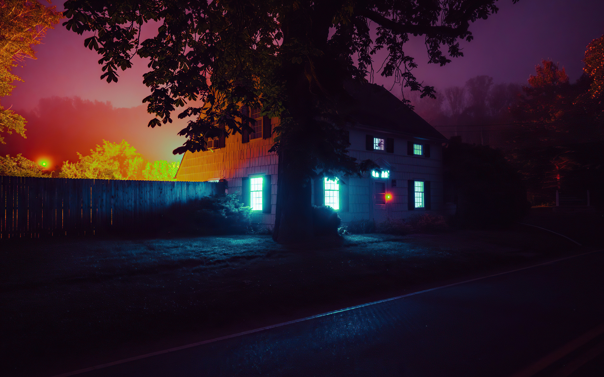 house-night-lights-4k-qk.jpg