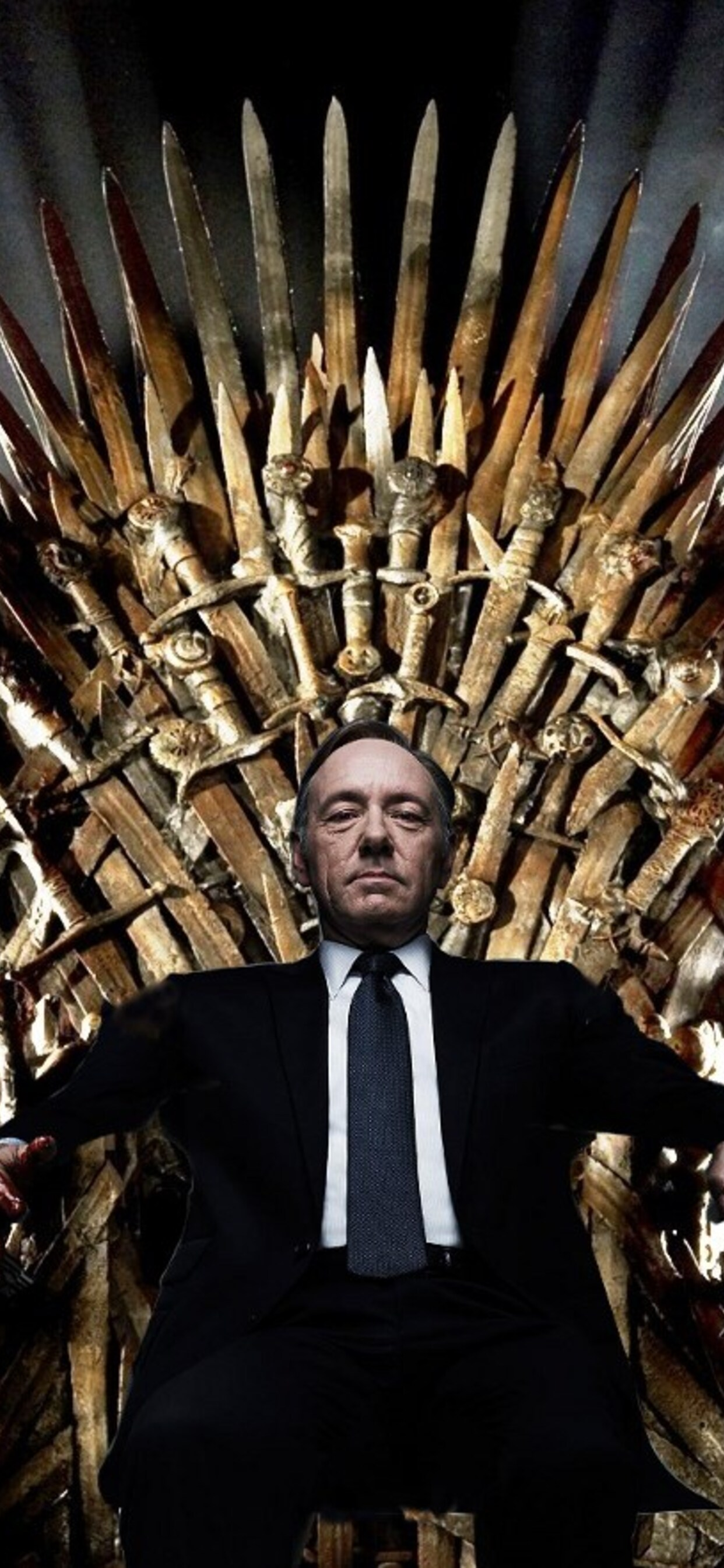 1242x2688 House Of Cards Kevin Spacey Iphone Xs Max Hd 4k