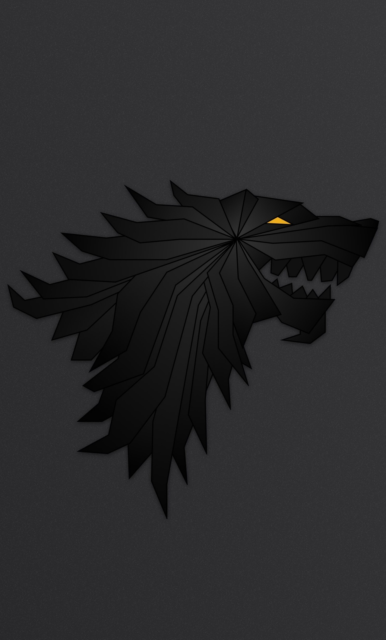House Stark Game Of Thrones Minimalism K5