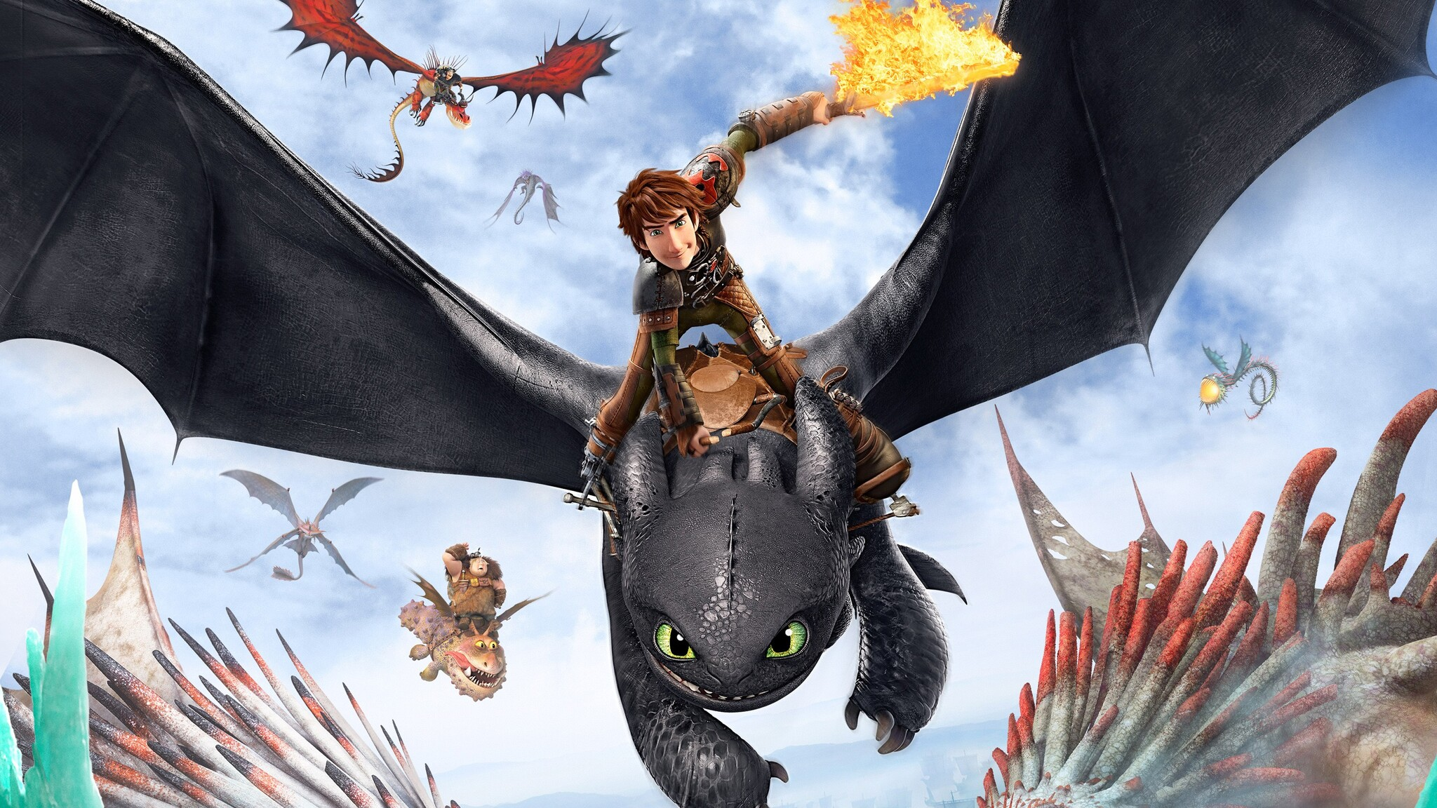 2048x1152 how to train your dragon 2 2048x1152 resolution - How to train your dragon hd download ...