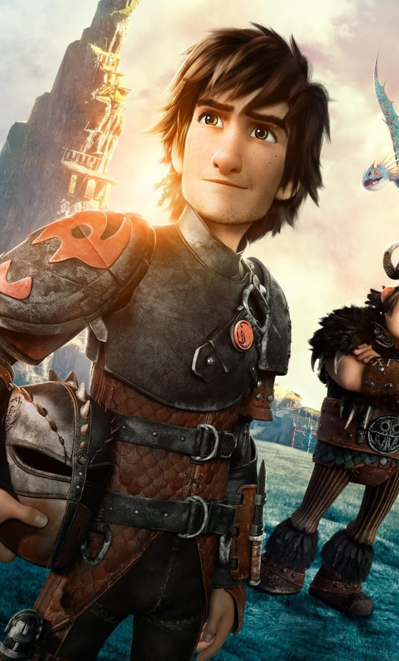1280x2120 How To Train Your Dragon 2 Movie Iphone 6 Hd 4k