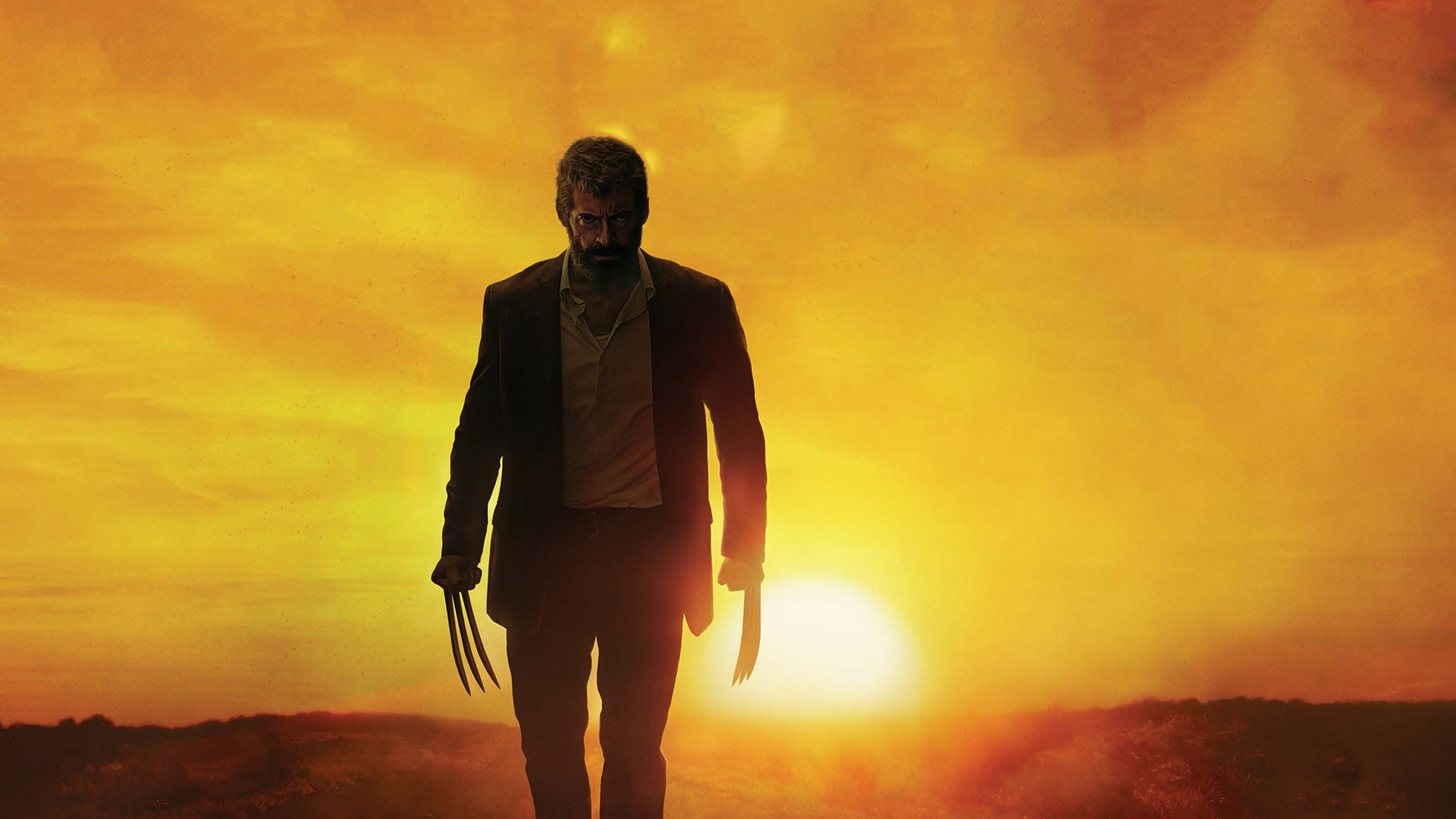 Logan 2017 Movie Hd Wallpaper: 1920x1080 Hugh Jackman Logan 4k Laptop Full HD 1080P HD 4k