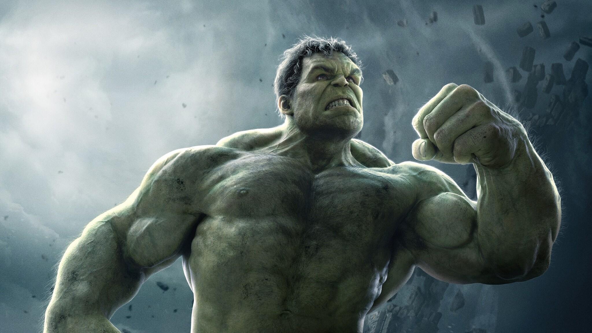 2048x1152 Hulk In Avengers Age Of Ultron 2048x1152