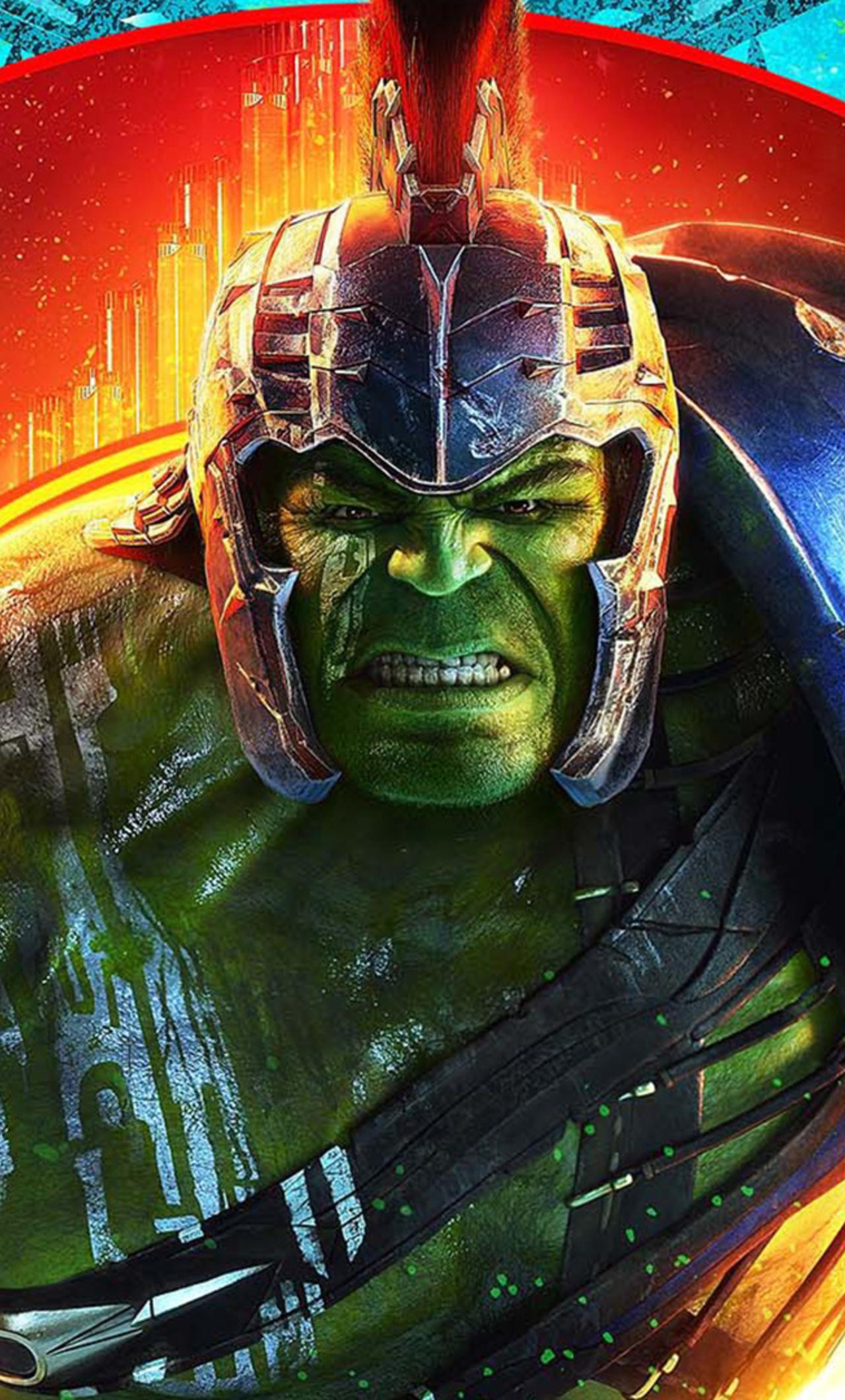 1280x2120 Hulk In Thor Ragnarok 2017 Iphone 6 Hd 4k Wallpapers