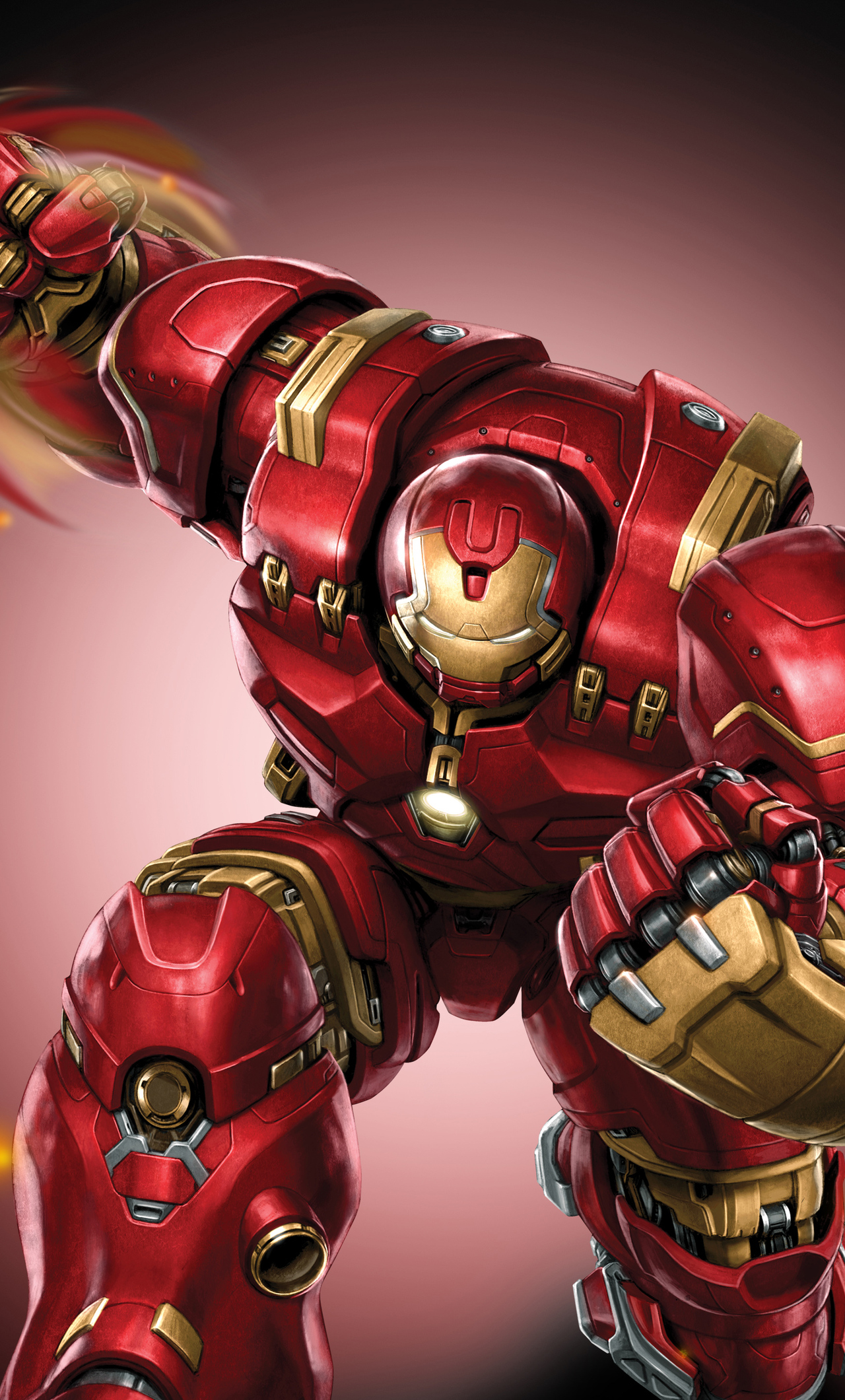 1280x2120 Hulkbuster Iphone 6 Hd 4k Wallpapers Images Backgrounds