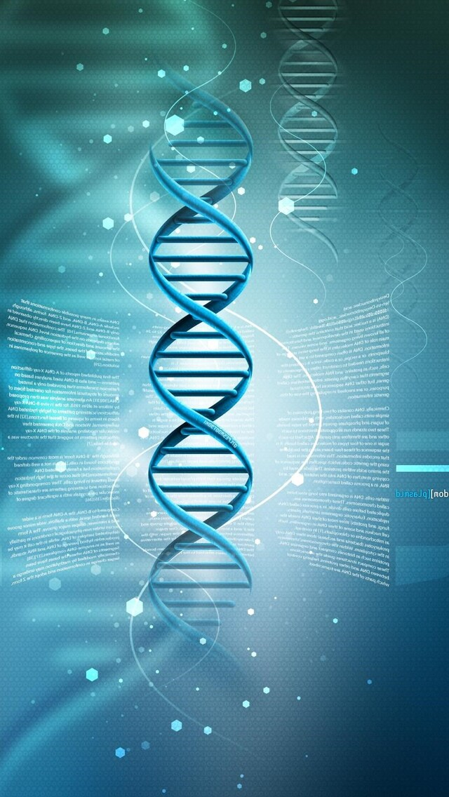 640x1136 Human Dna 3d iPhone 5,5c,5S,SE ,Ipod Touch HD 4k ...