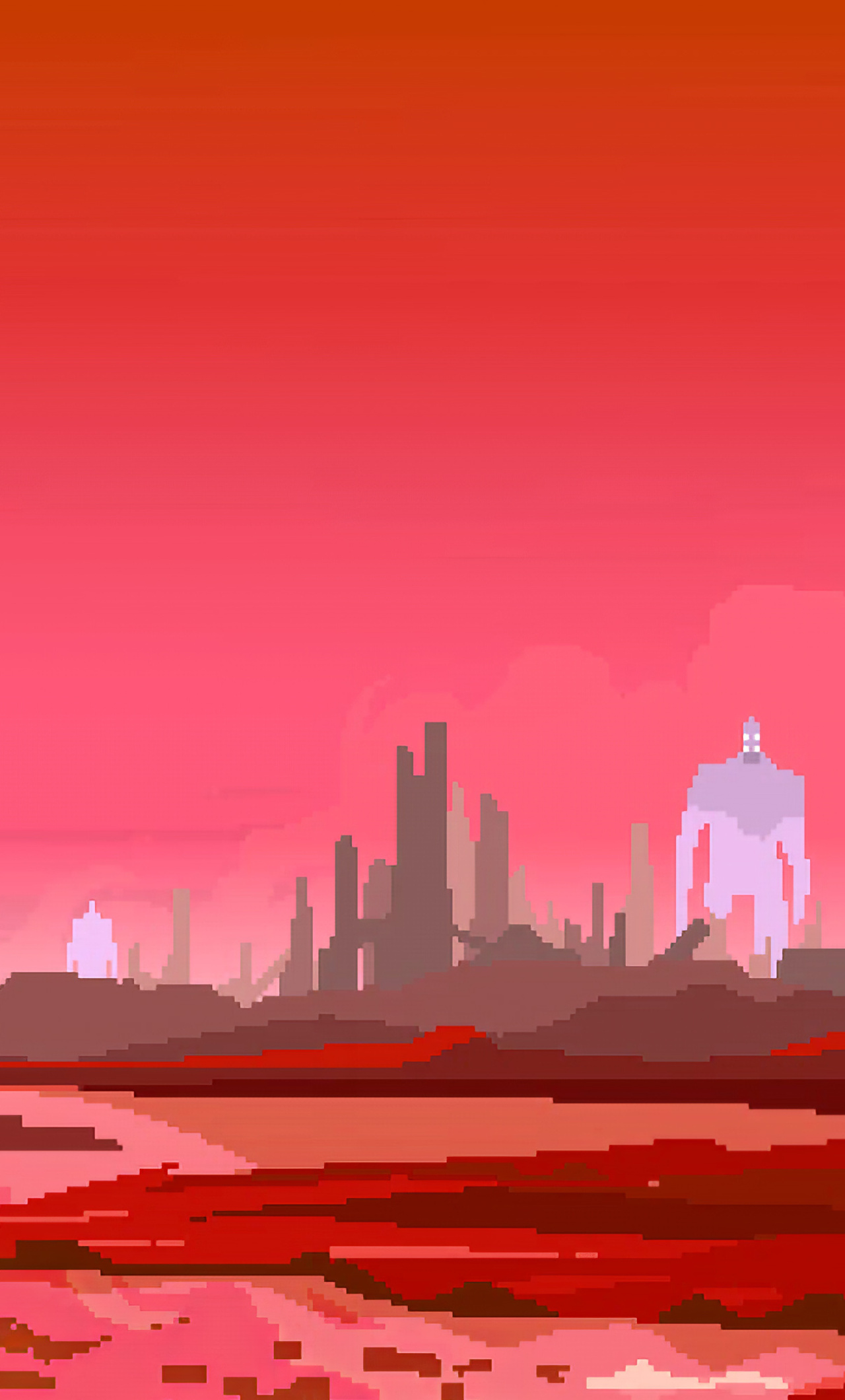 1280x2120 Hyper Light Drifter 8bit 4k Iphone 6 Hd 4k Wallpapers