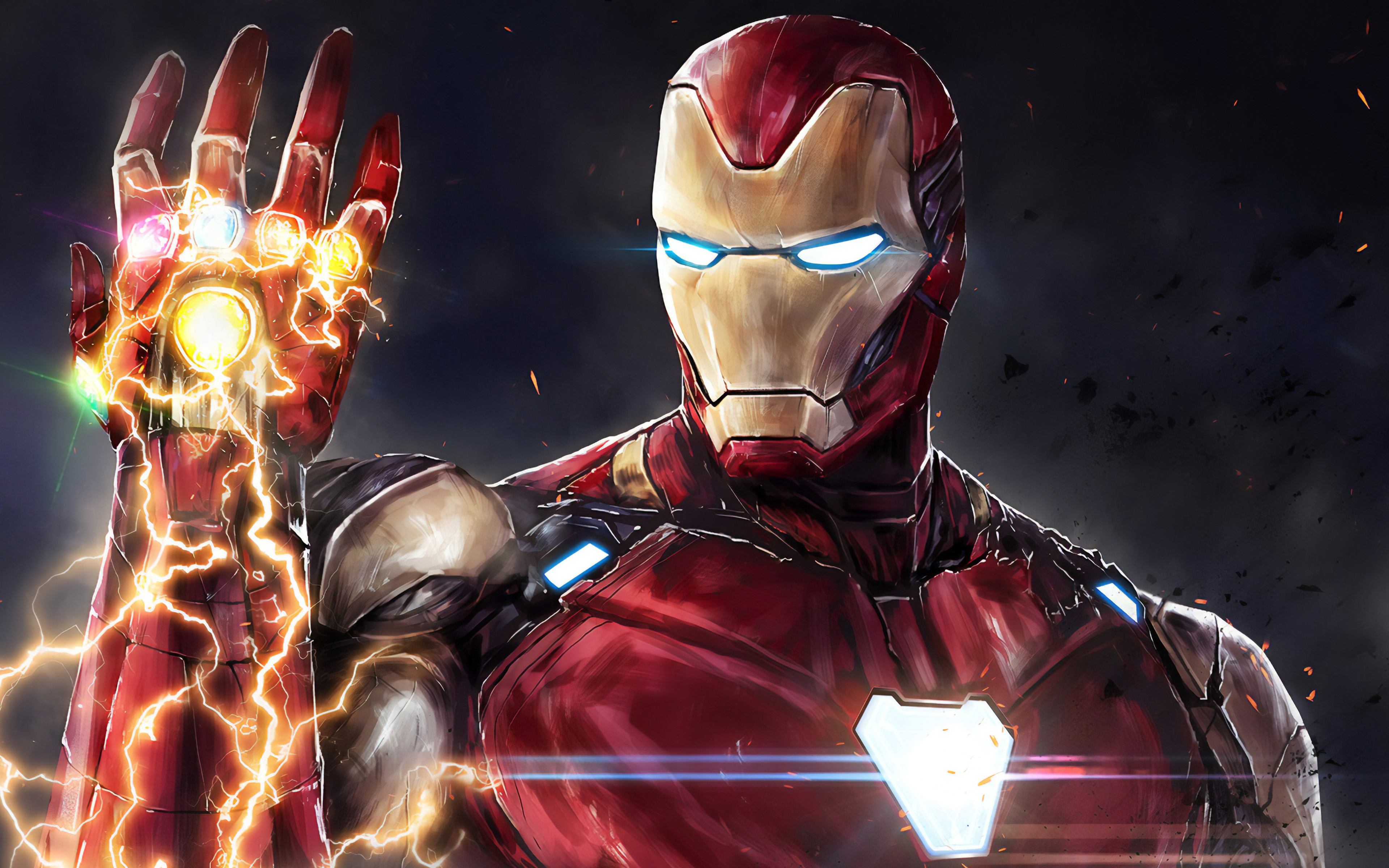 3840x2400 I Am Iron Man 4k 4k HD 4k Wallpapers, Images ...