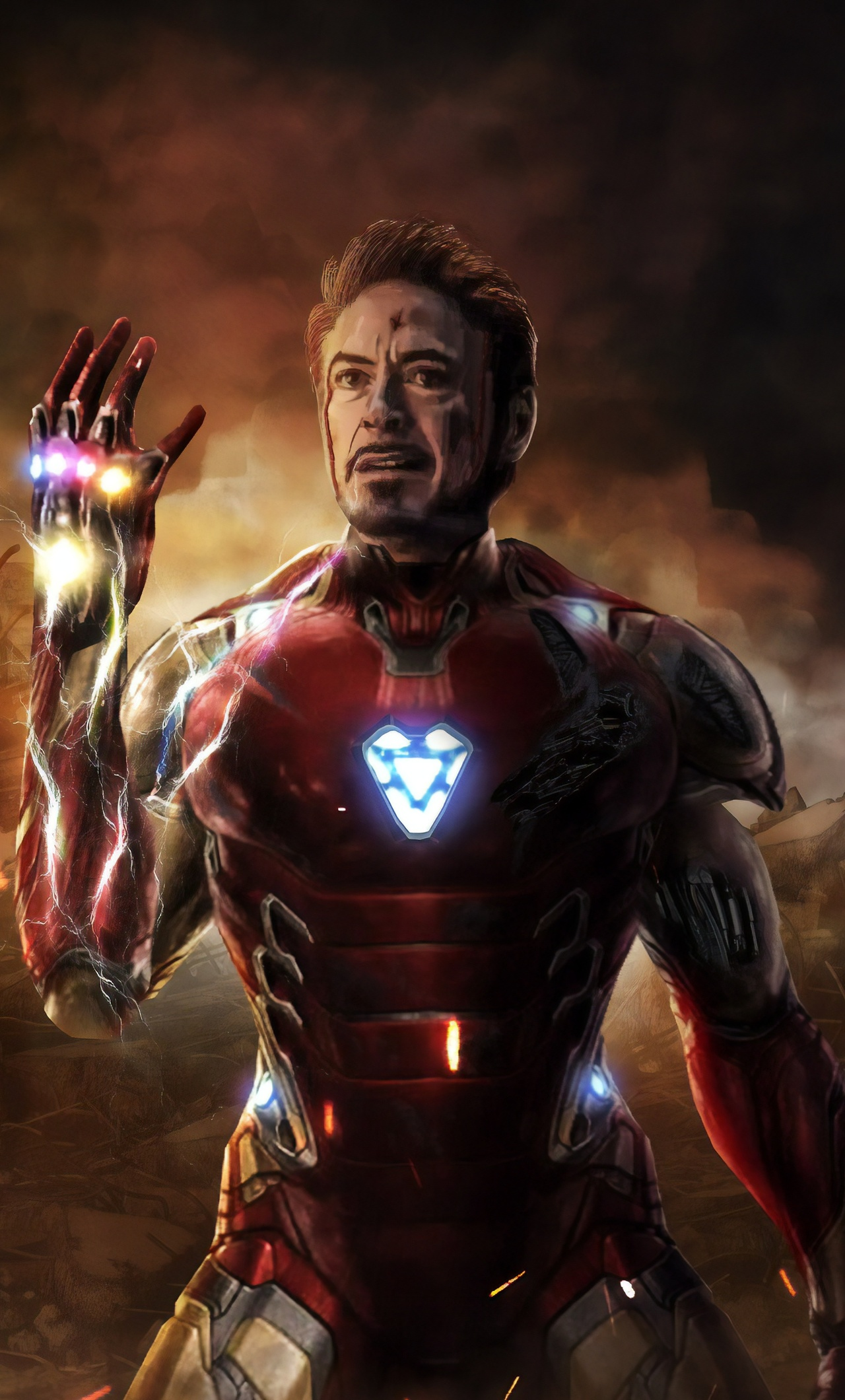 1280x2120 I Am Iron Man Avengers Endgame 5k Iphone 6 Hd 4k