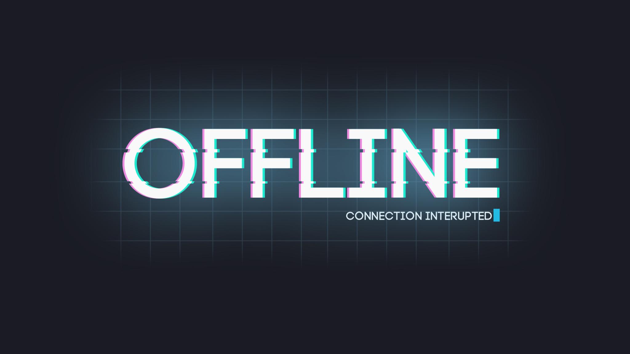 I Am Offline Jpg