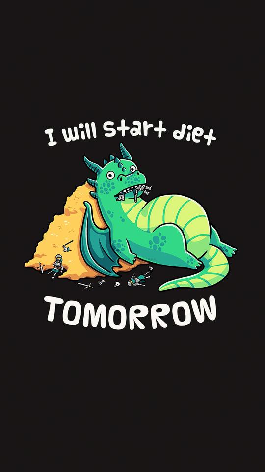 i-will-start-diet-tomorrow-funny-dragon-4k-41.jpg