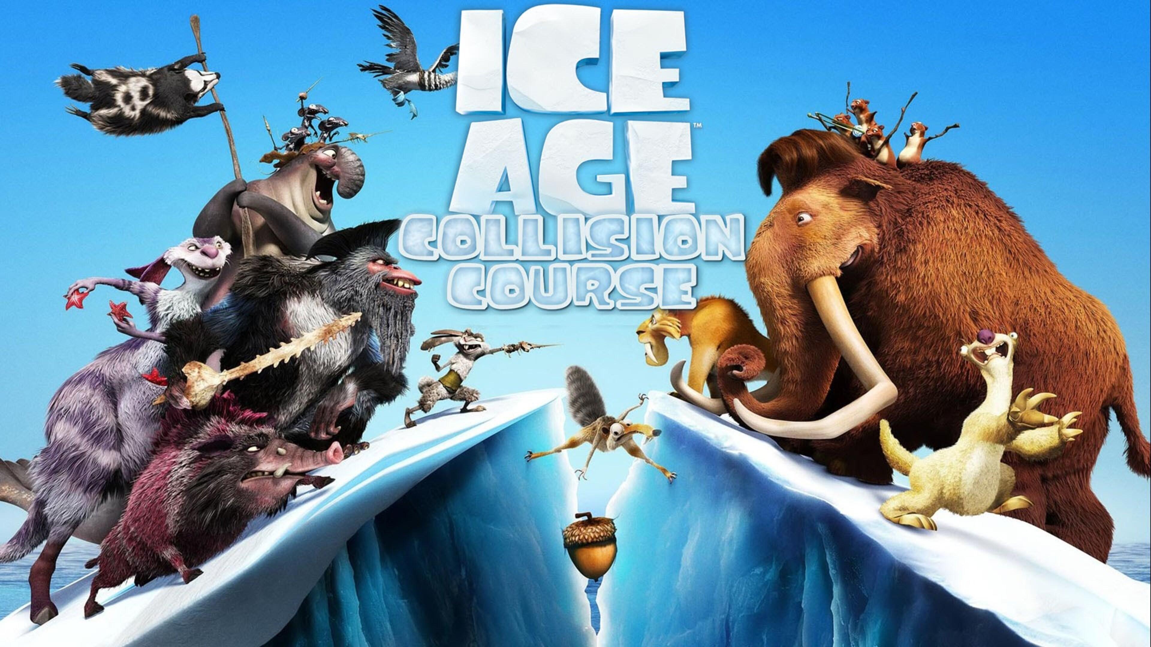 Ледниковый период финал смотреть