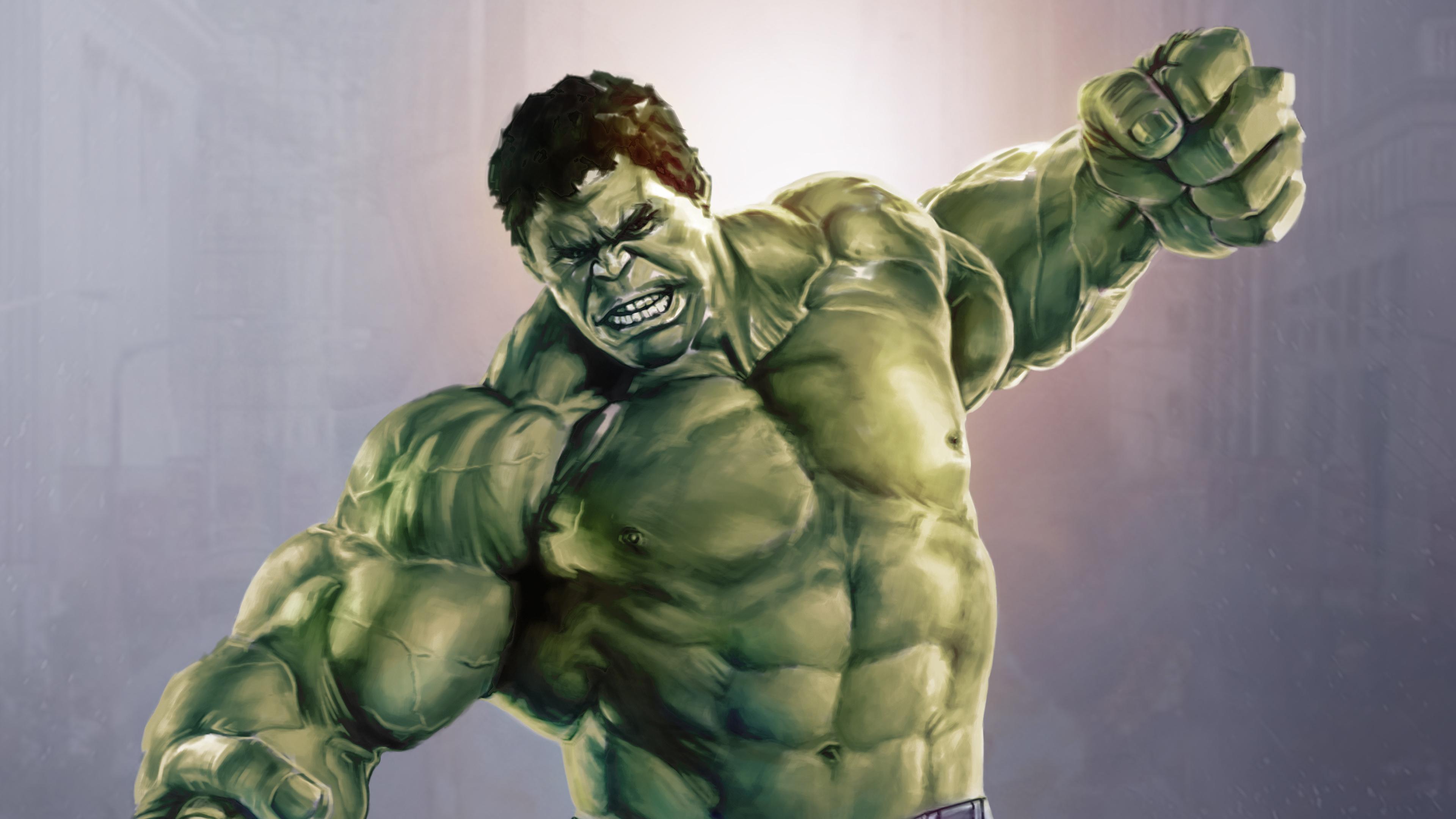 3840x2160 Incredible Hulk Avengers 4k HD 4k Wallpapers ...