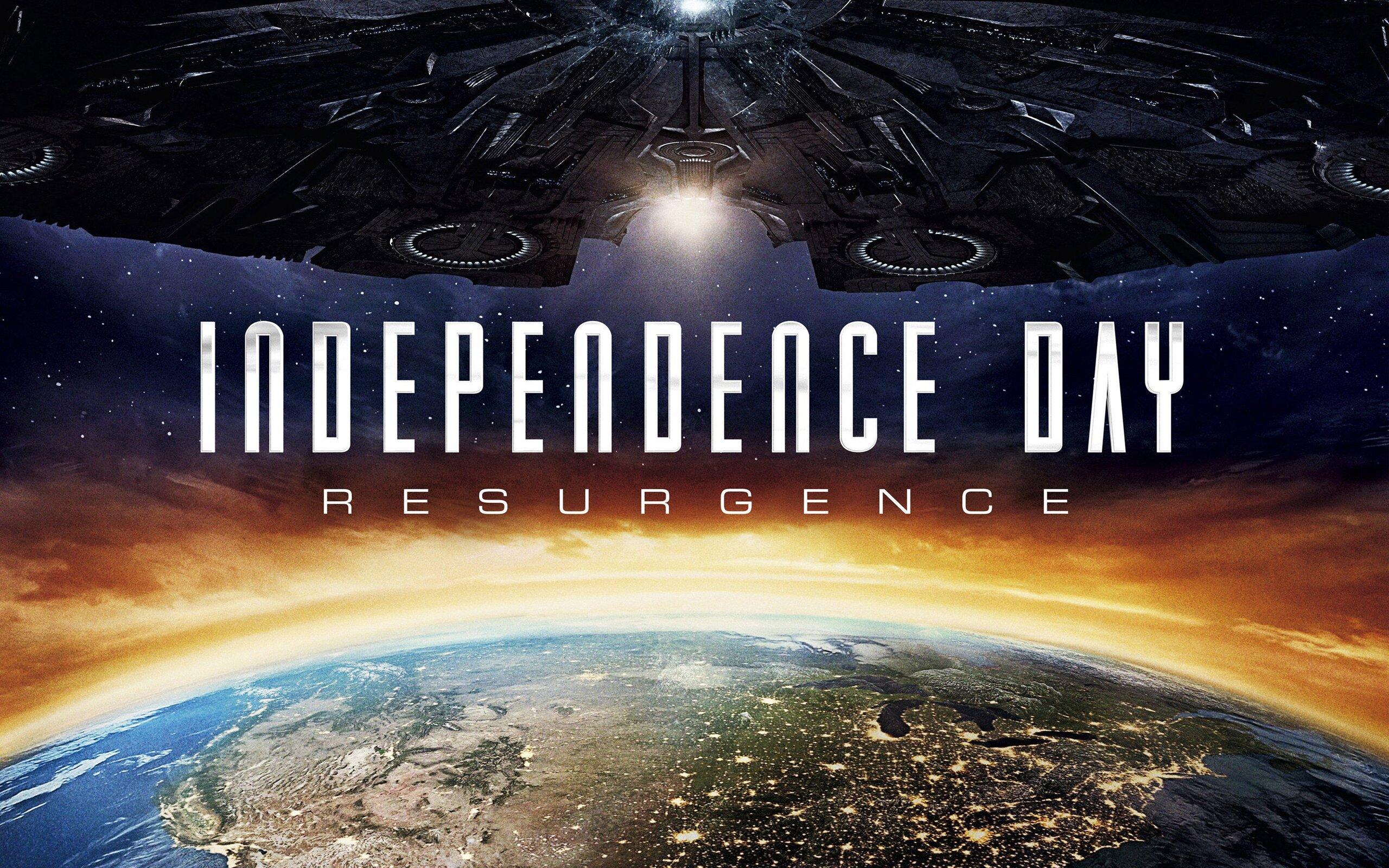 День независимости 2: Возрождение смотреть онлайн в HD, 2016