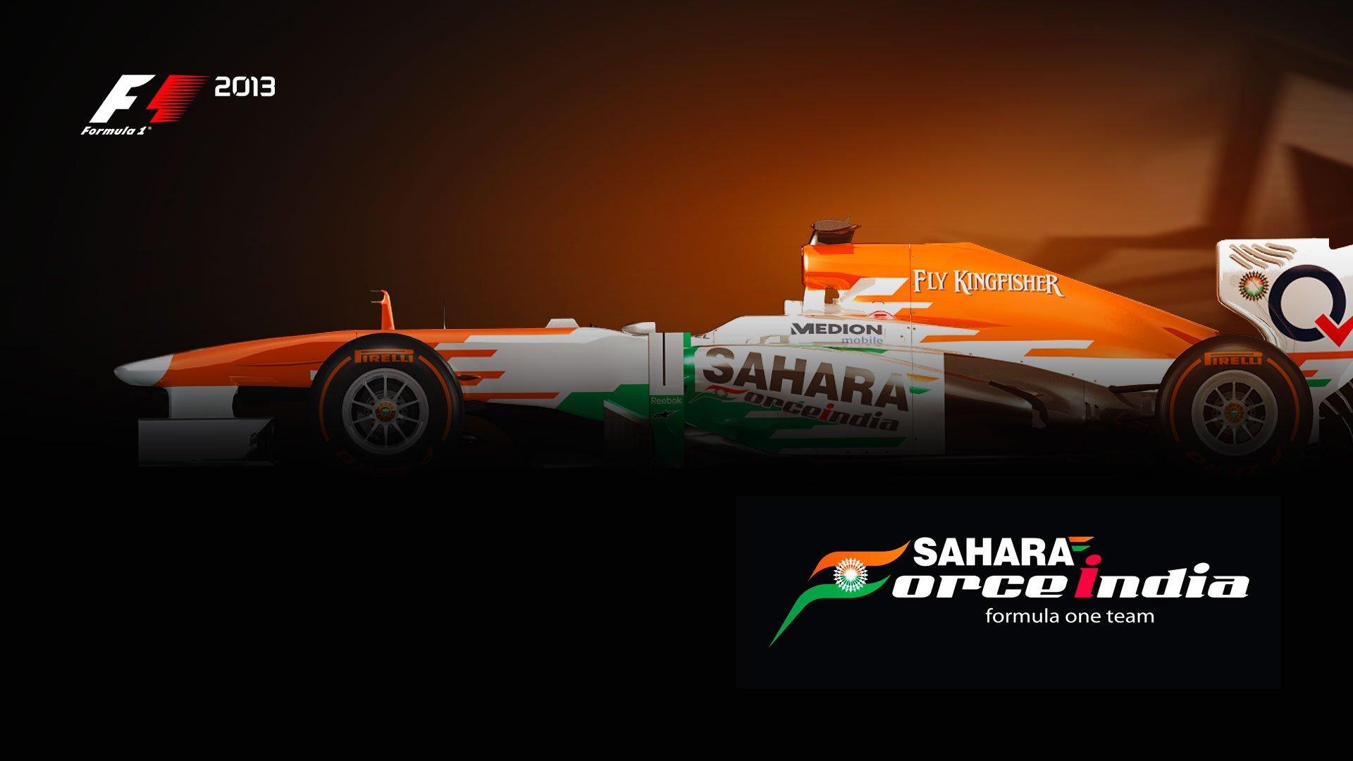 1920x1080 India F1 Team Laptop Full Hd 1080p Hd 4k Wallpapers