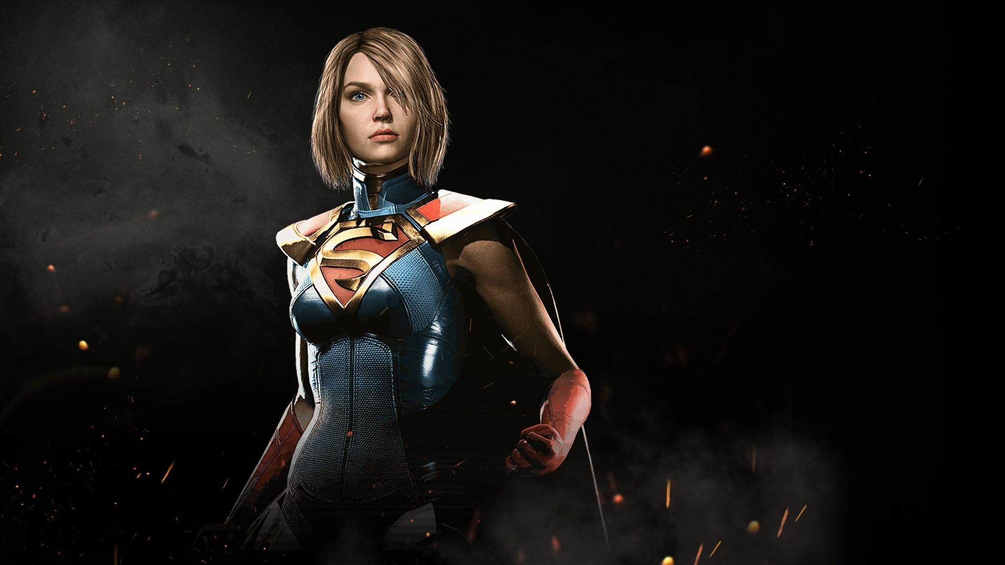 Image result for supergirl injustice 2