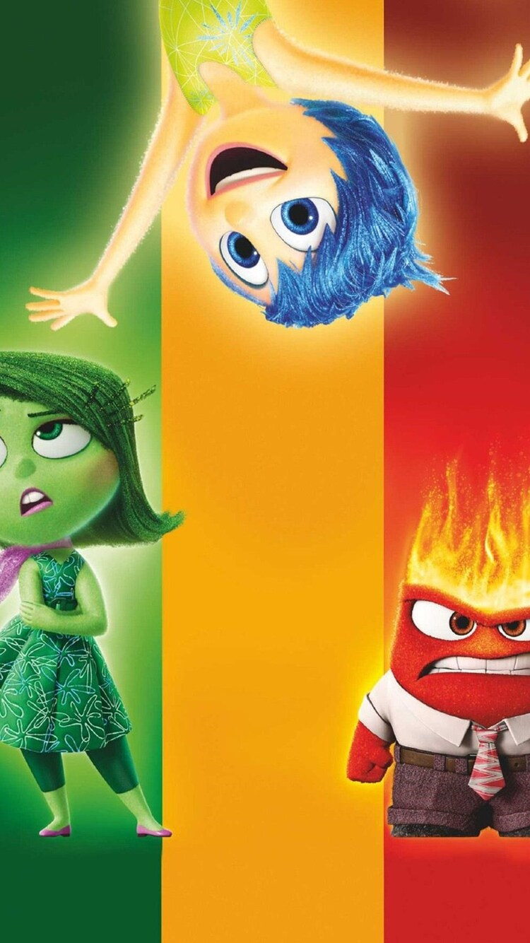750x1334 Inside Out Anger 2015 Iphone 6 Iphone 6s Iphone 7 Hd 4k Wallpapers Images Backgrounds Photos And Pictures