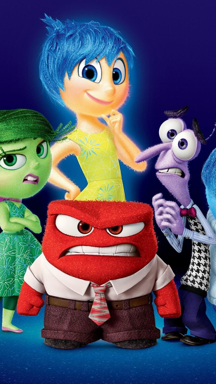 750x1334 Inside Out Anger Movie Iphone 6 Iphone 6s Iphone 7 Hd 4k Wallpapers Images Backgrounds Photos And Pictures
