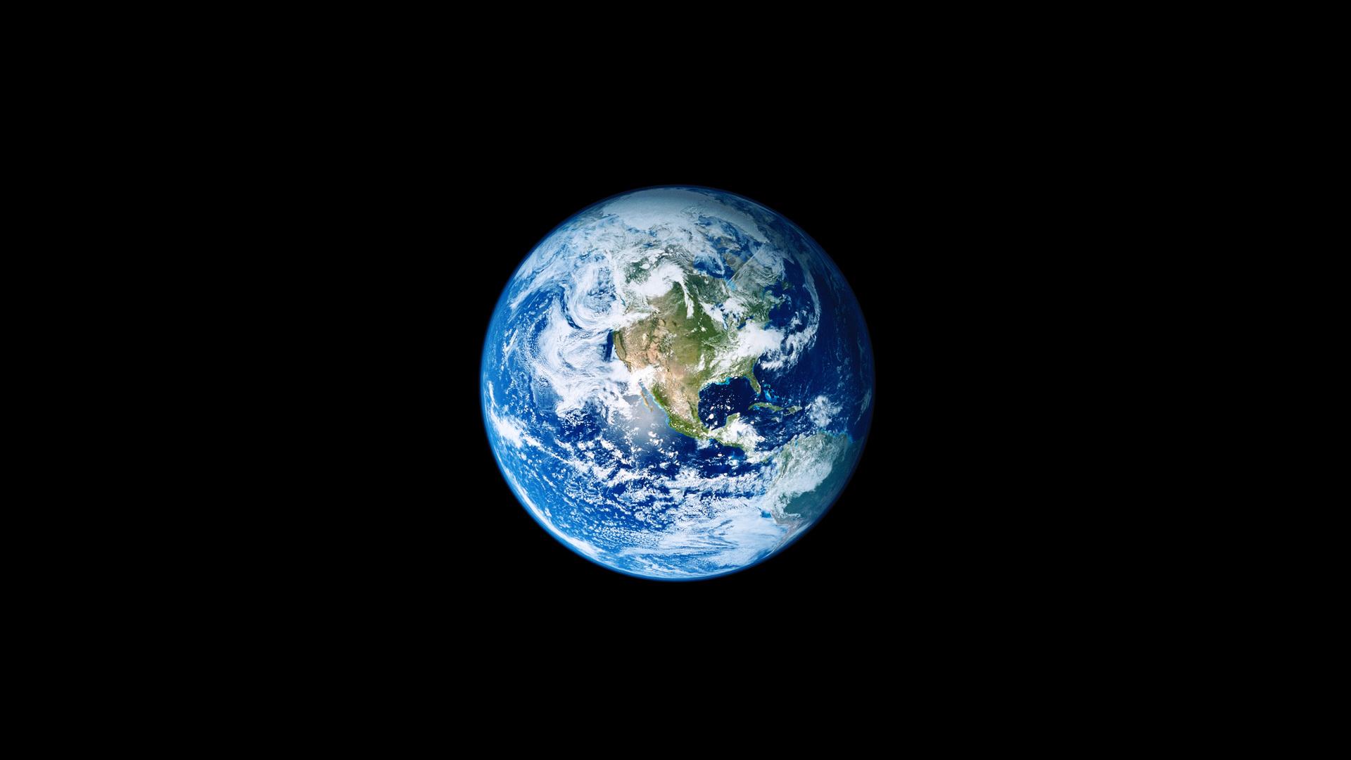 Earth Wallpaper Full Hd: 1920x1080 Ios 11 Earth 4k Laptop Full HD 1080P HD 4k
