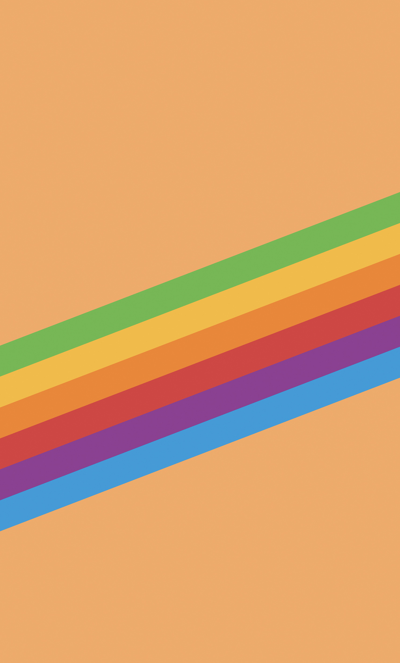 ios heritage orange stripe iphone wallpapers apple 1285 ios11 stripes abstract backgrounds