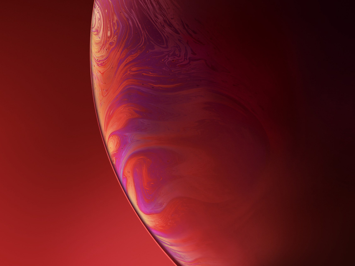 1152x864 Iphone Xr Double Bubble Red 1152x864 Resolution Hd 4k Wallpapers Images Backgrounds Photos And Pictures