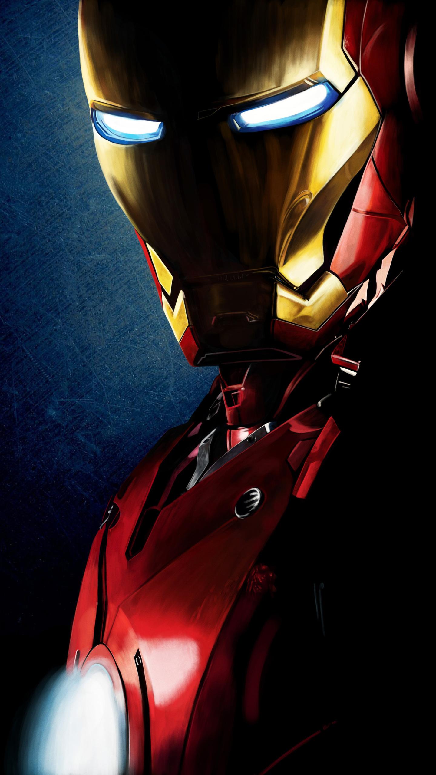 1440x2560 Iron Man 1080p Samsung Galaxy S6 S7 Google Pixel Xl