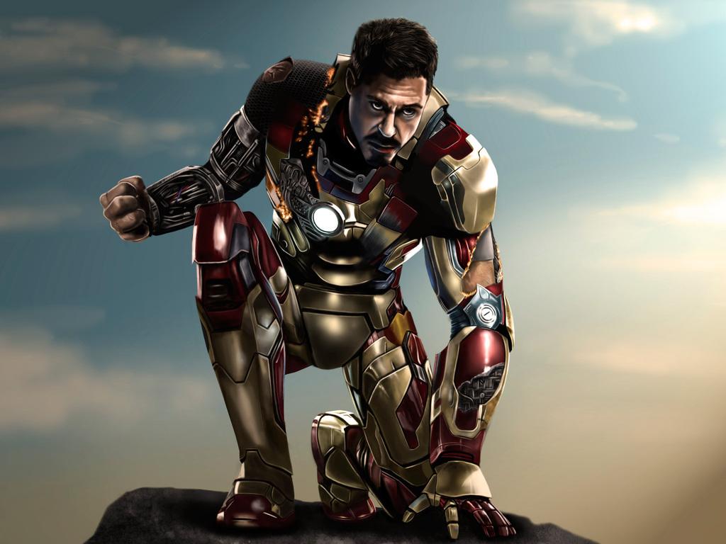 Iron Man 3 Artwork 5k Fp