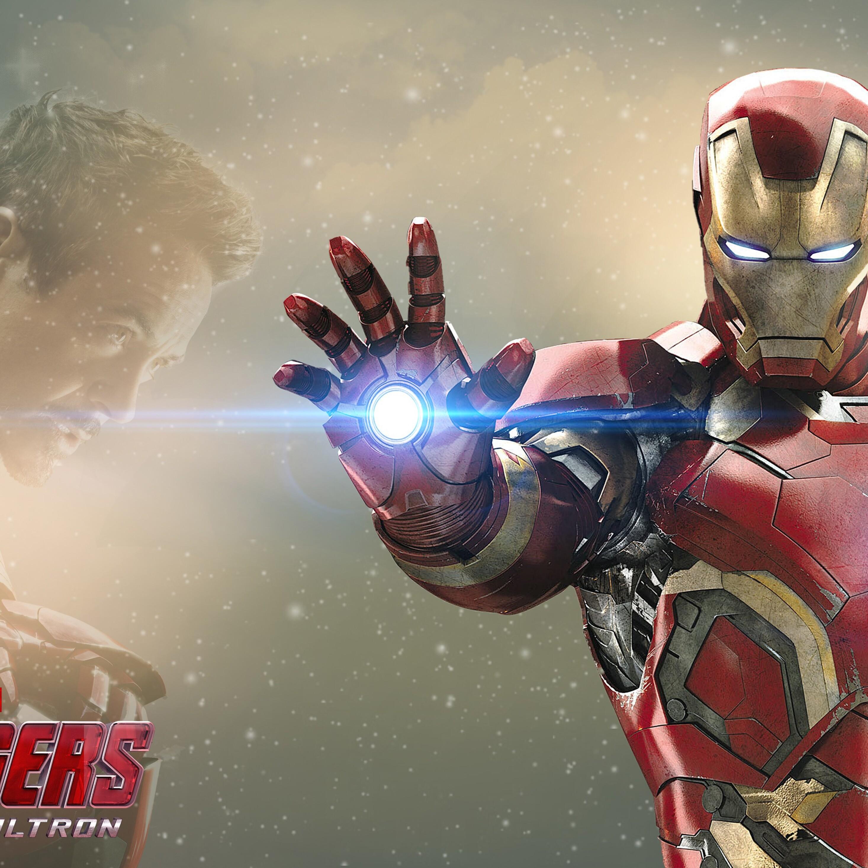 2932x2932 Iron Man 4k Ipad Pro Retina Display HD 4k ...
