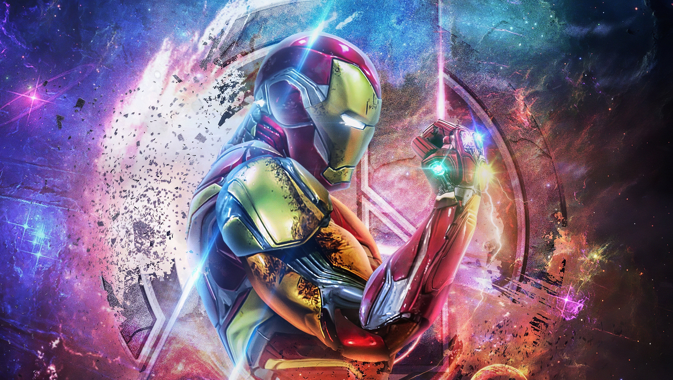 1360x768 Iron Man 4k Avengers Endgame Laptop Hd Hd 4k