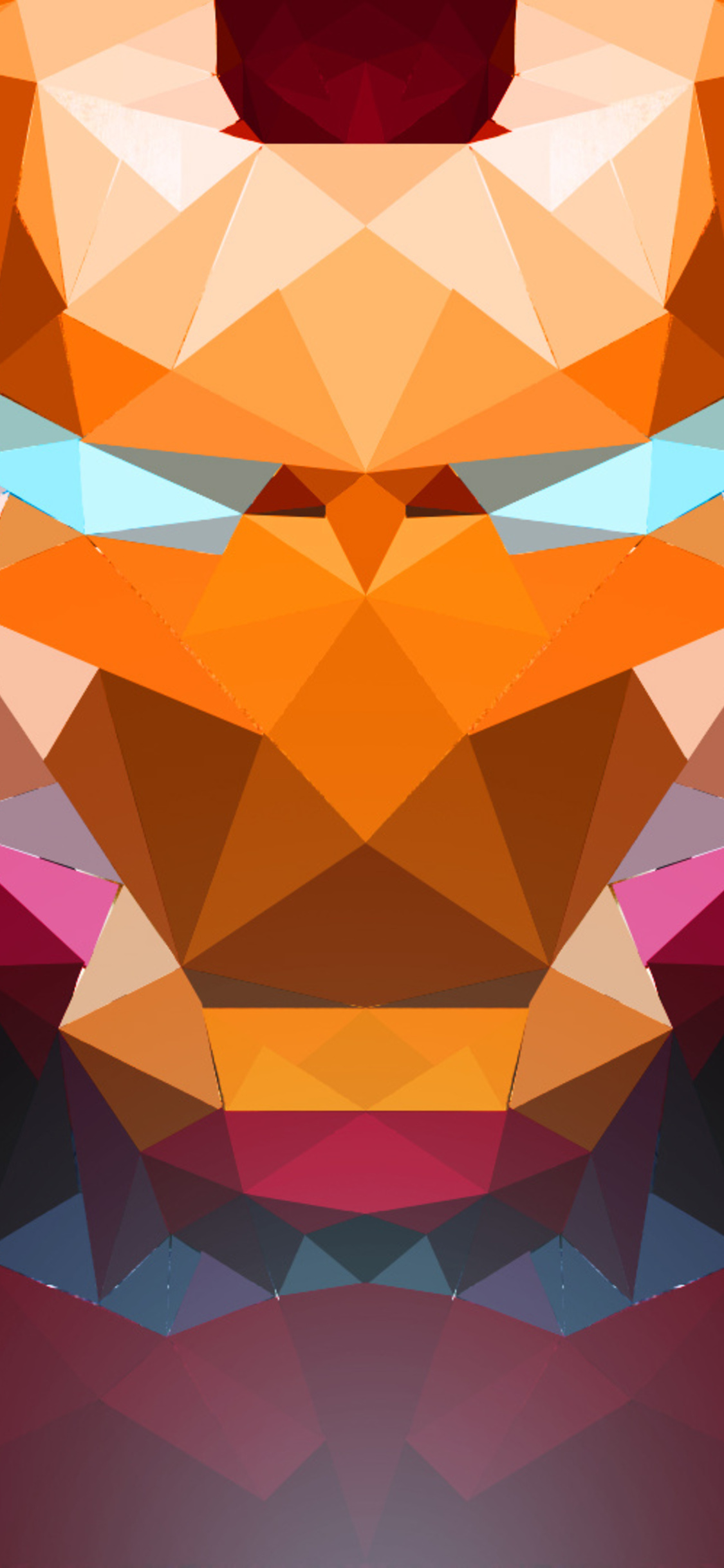 1125x2436 Iron Man Abstract Art Iphone Xs Iphone 10 Iphone X Hd 4k
