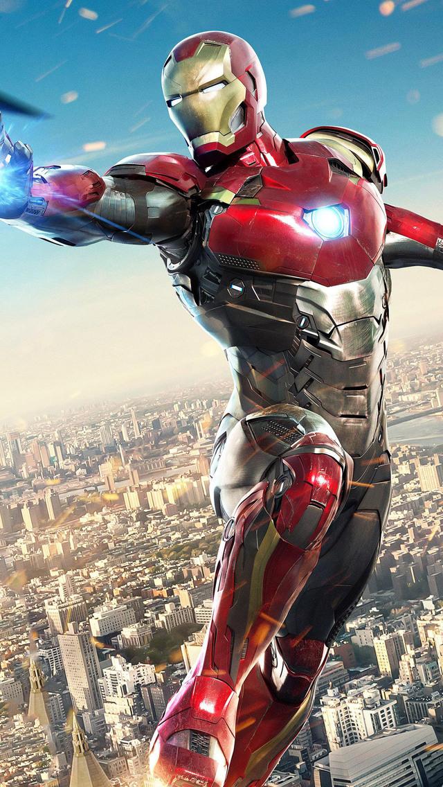 Iron Man And Spiderman Hd Wallpaper