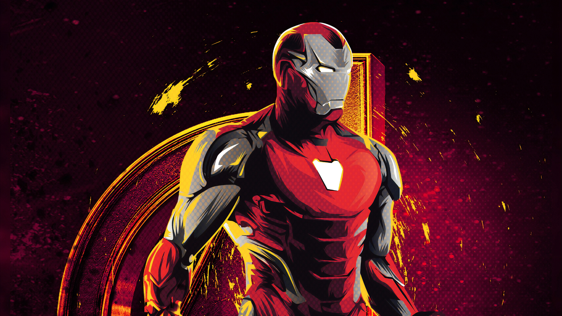 1920x1080 Iron Man Avenger Laptop Full HD 1080P HD 4k Wallpapers, Images, Backgrounds, Photos ...