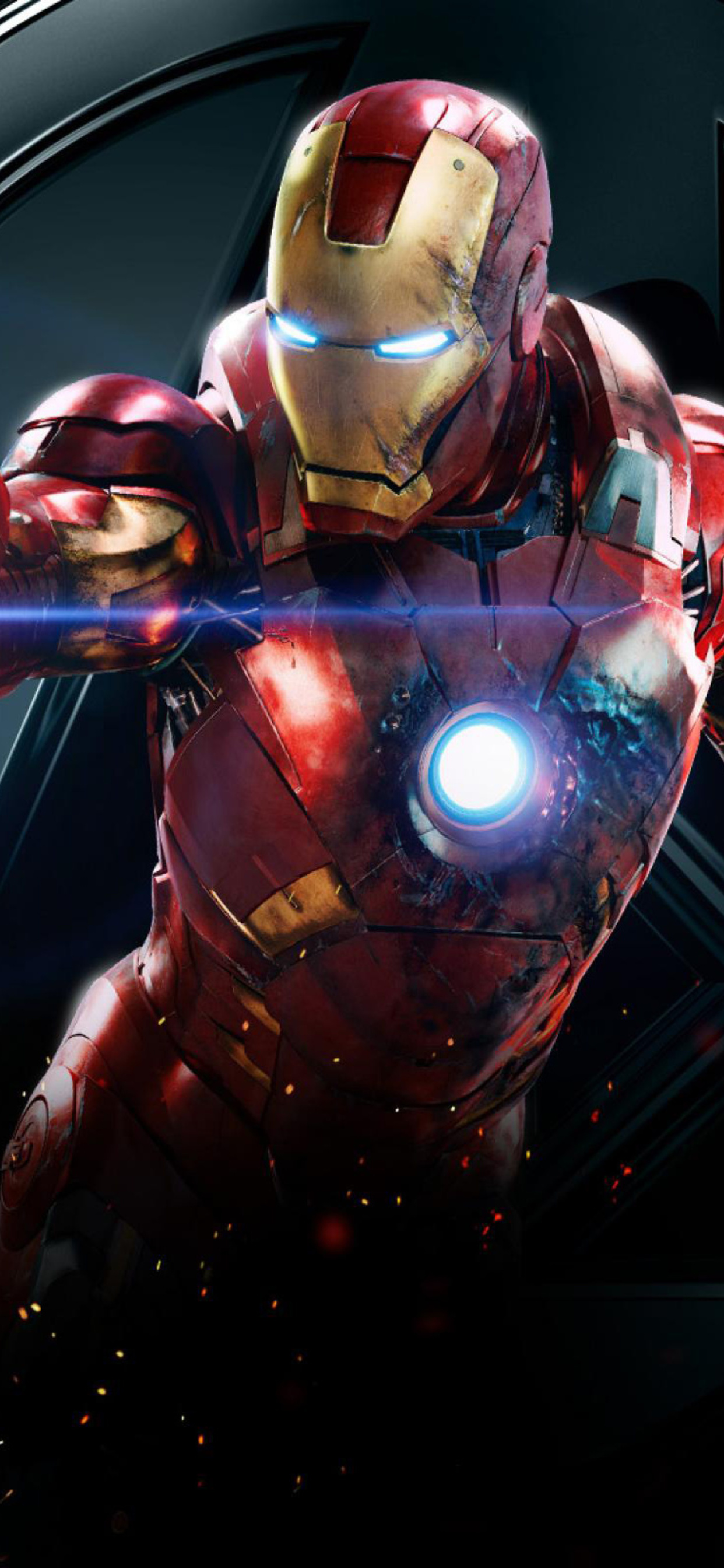 1242x2688 Iron Man Avengers Artwork Iphone Xs Max Hd 4k Wallpapers