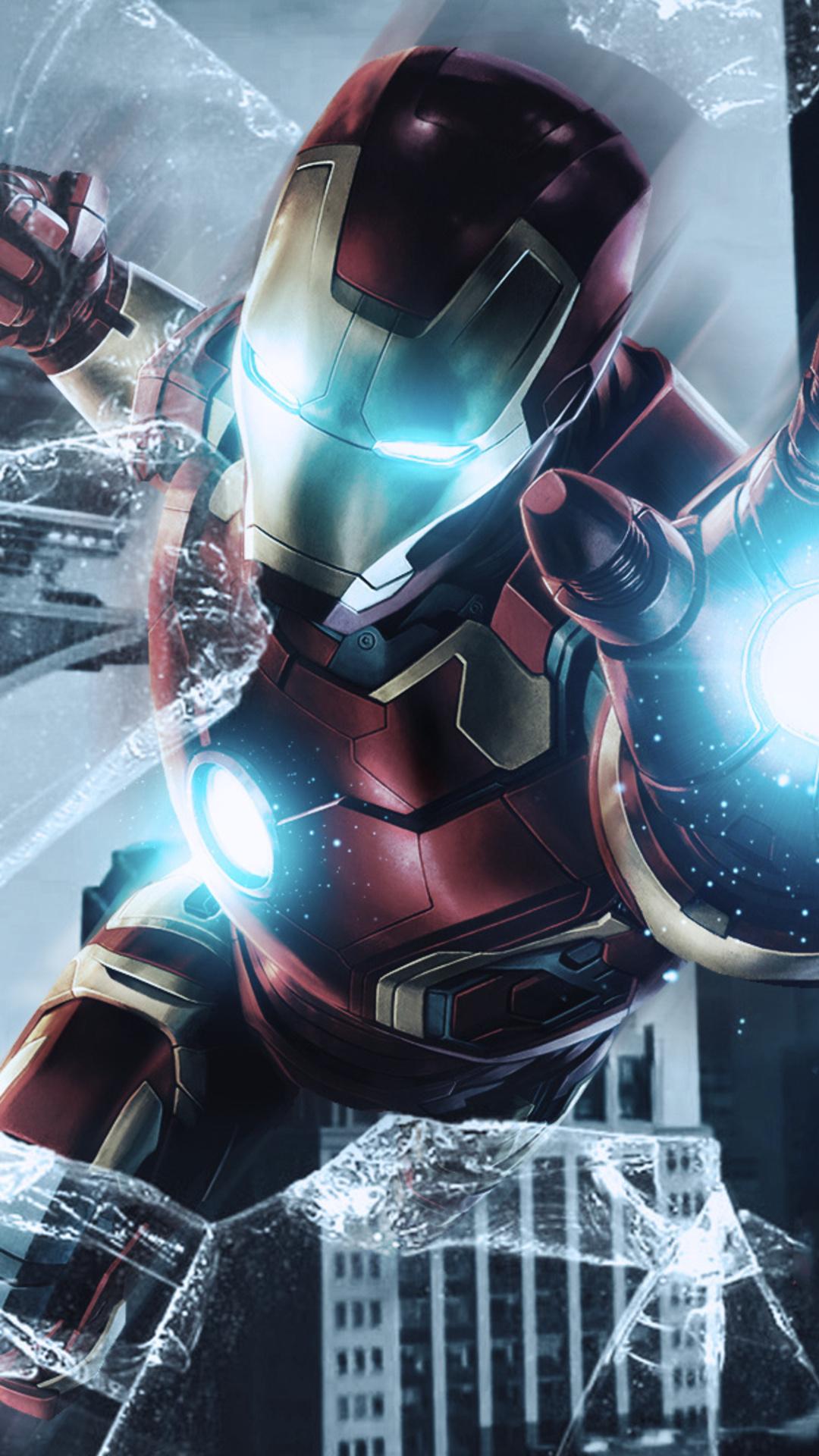 1080x1920 Iron Man Avengers Endgame Poster Iphone 7,6s,6 Plus, Pixel xl ,One Plus 3,3t,5 HD 4k