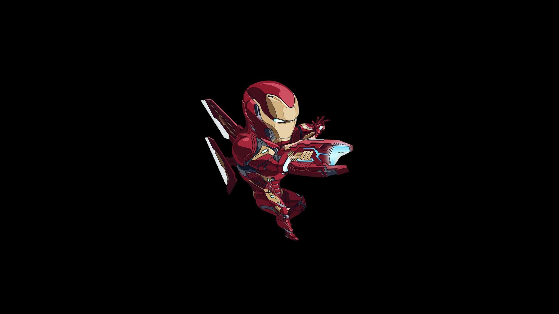 1920x1080 Iron Man Bleeding Edge Armor Artwork Laptop Full Hd 1080p