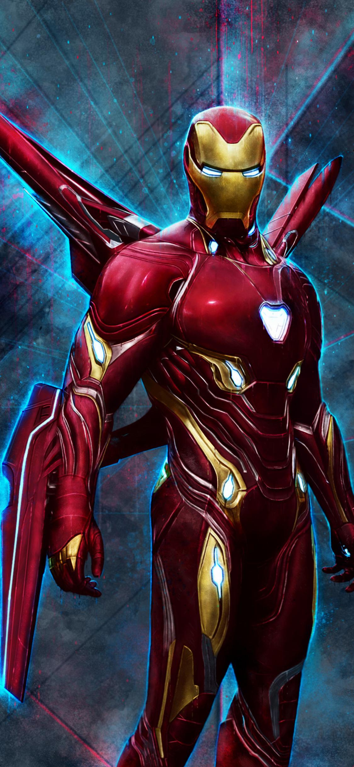 1125x2436 Iron Man Bleeding Edge Armor Iphone Xs Iphone 10 Iphone X