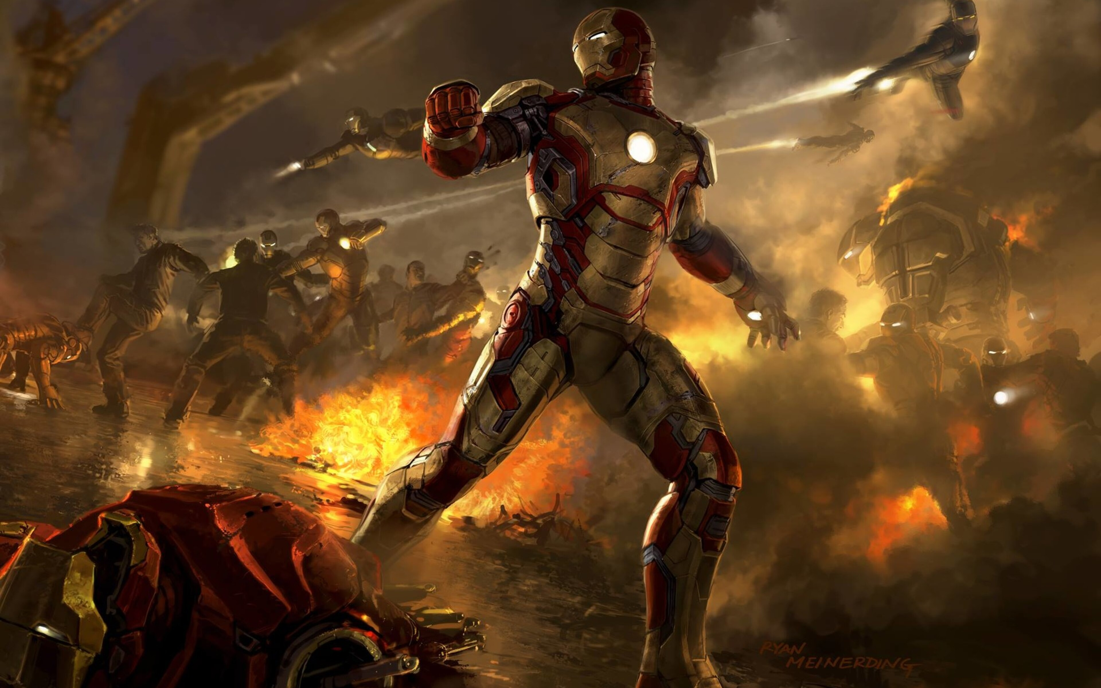 3840x2400 iron man fanart 4k hd 4k wallpapers, images, backgrounds