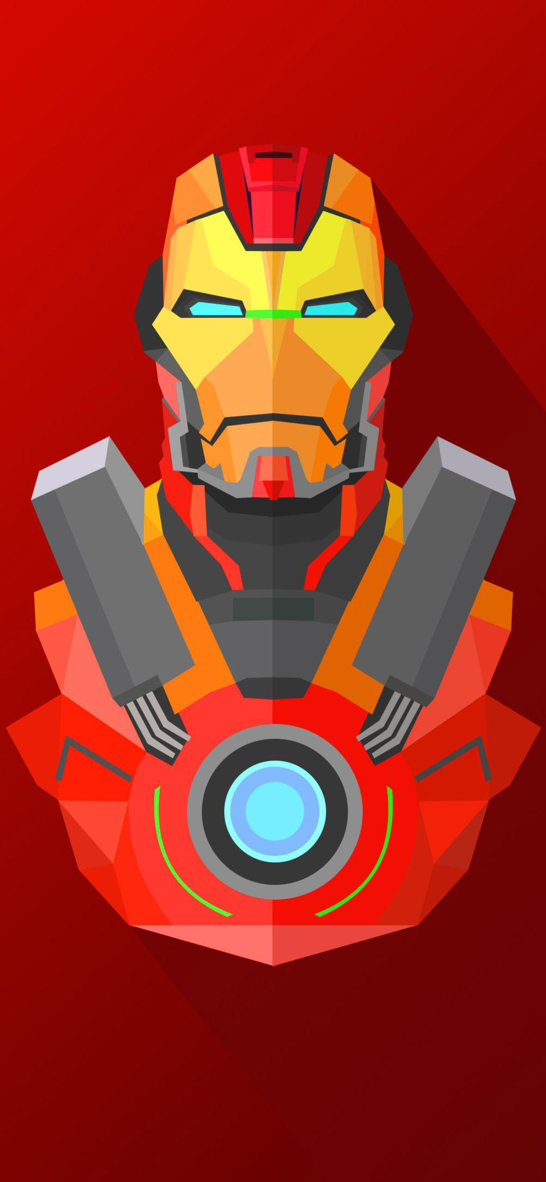 1125x2436 Iron Man Heartbreaker Artwork 4k Iphone Xs Iphone 10