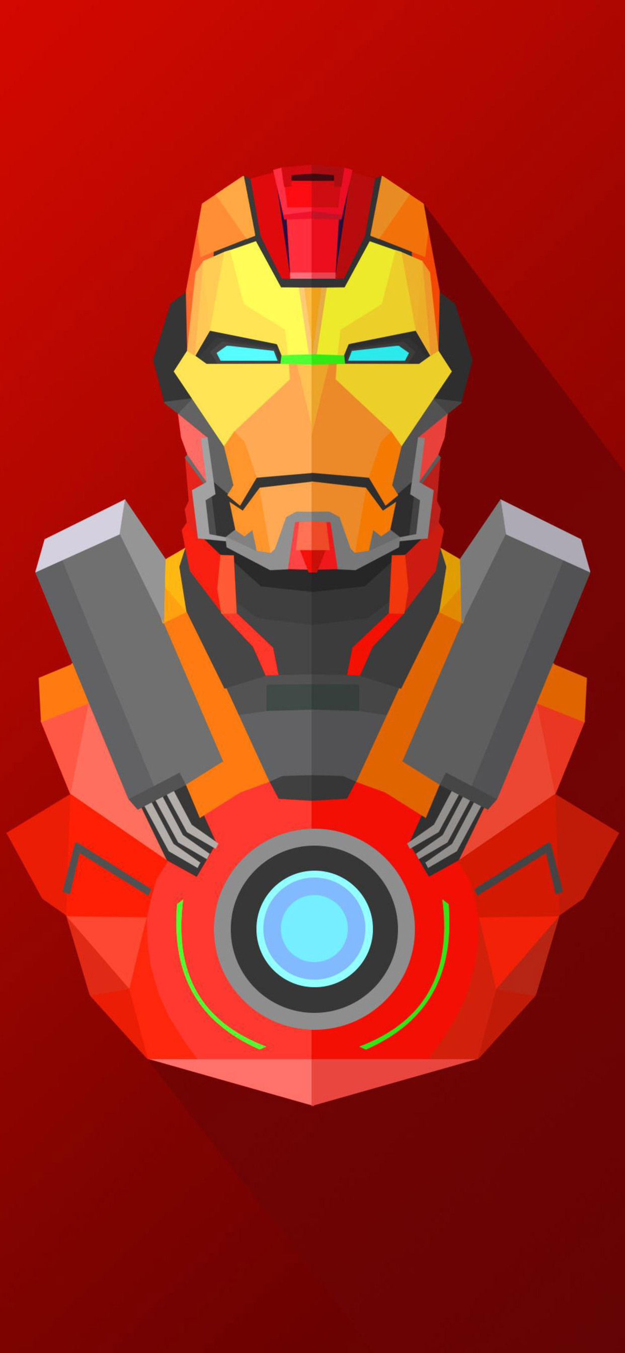 1242x2688 Iron Man Heartbreaker Artwork 4k Iphone Xs Max Hd 4k
