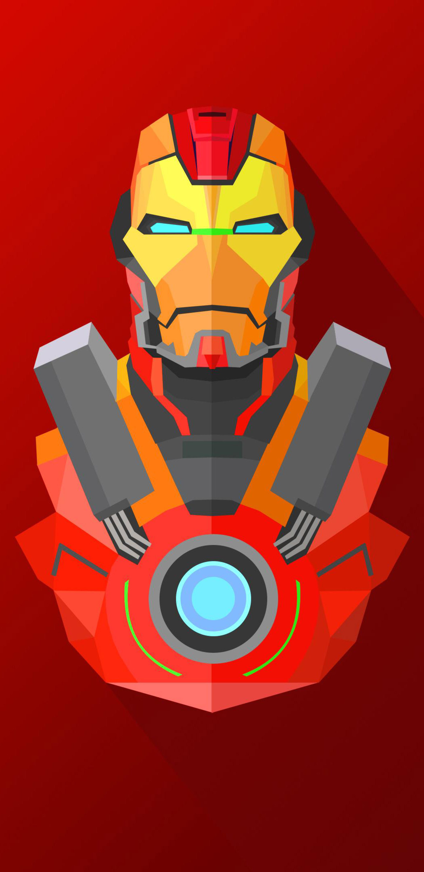 1440x2960 Iron Man Heartbreaker Artwork 4k Samsung Galaxy Note 9 8