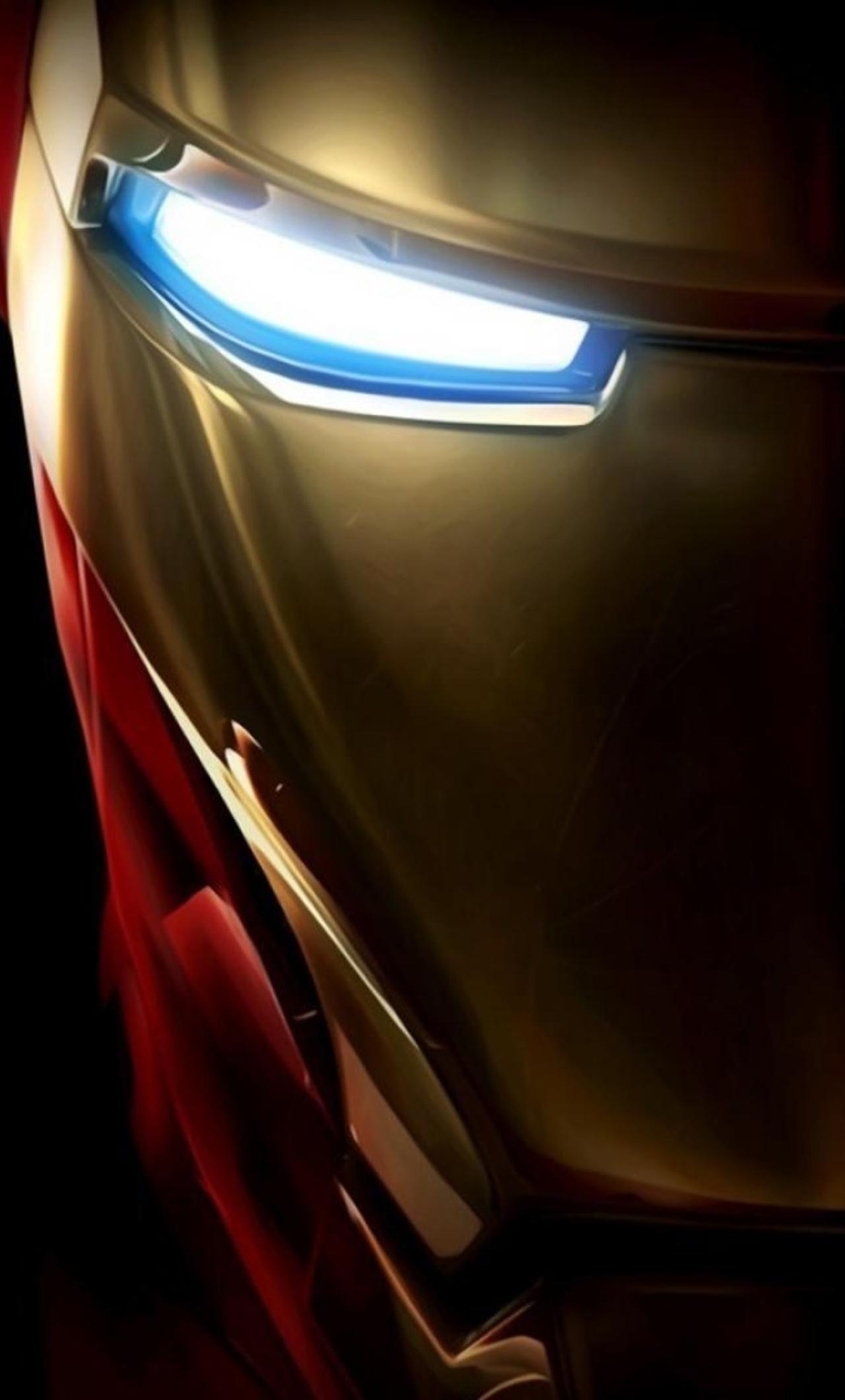 1280x2120 iron man helmet closeup iphone 6+ hd 4k wallpapers, images