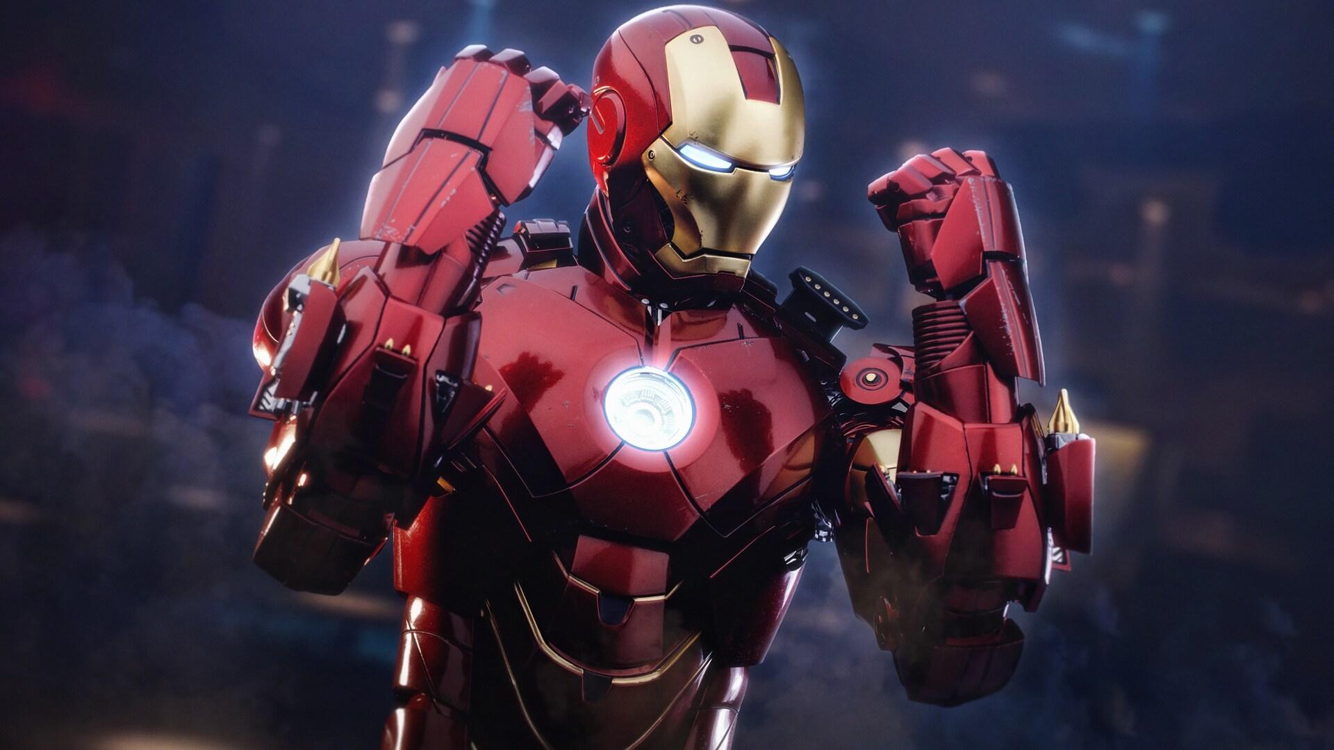 1920x1080 Iron Man Mark 4 Suit 5k Laptop Full Hd 1080p Hd 4k