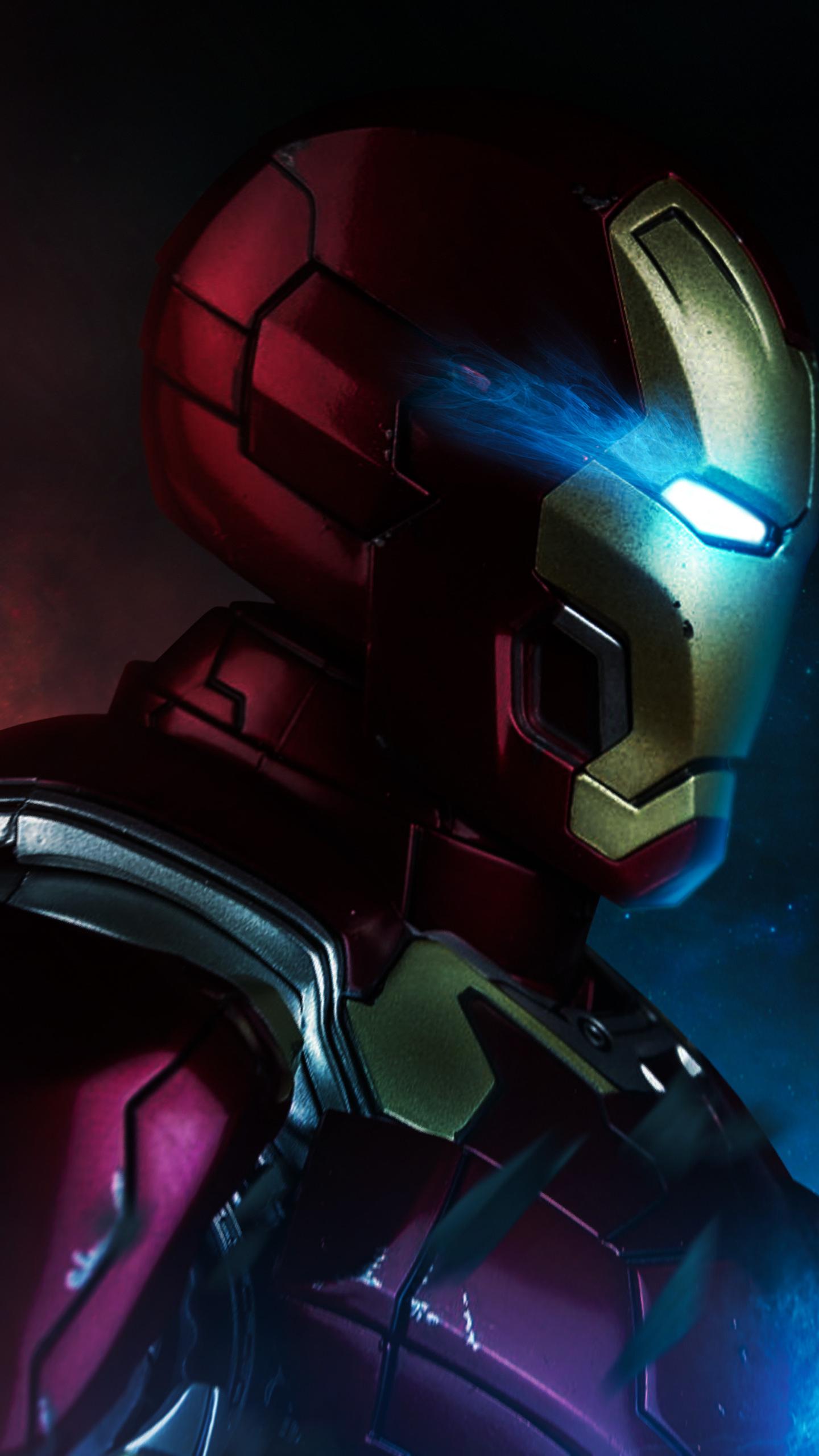 Iron Man Wallpaper 34447: Wallpaper Samsung Galaxy S6 Ironman